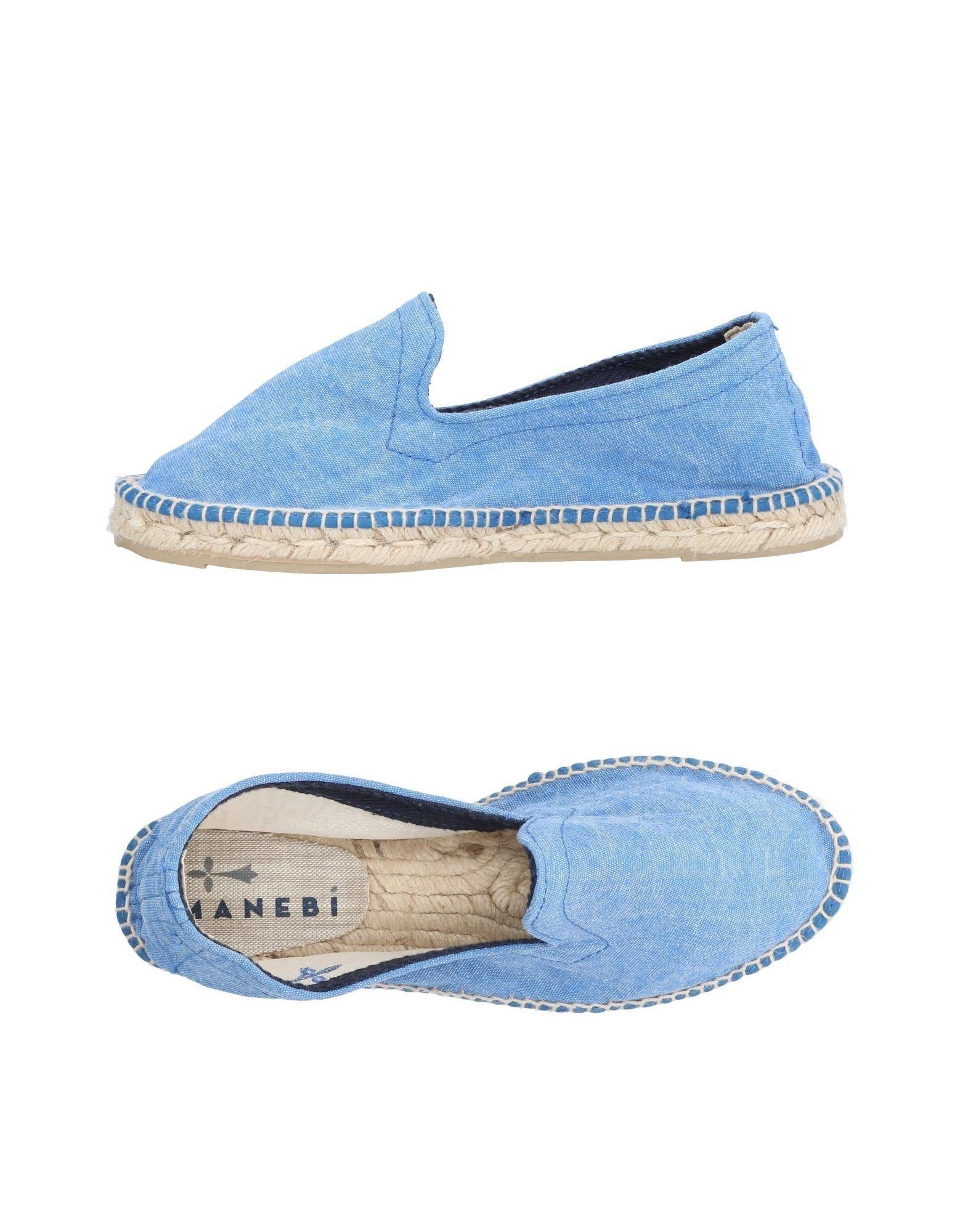 Manebí Espadrilles Damen  11438769HT Gute Qualität beliebte Schuhe