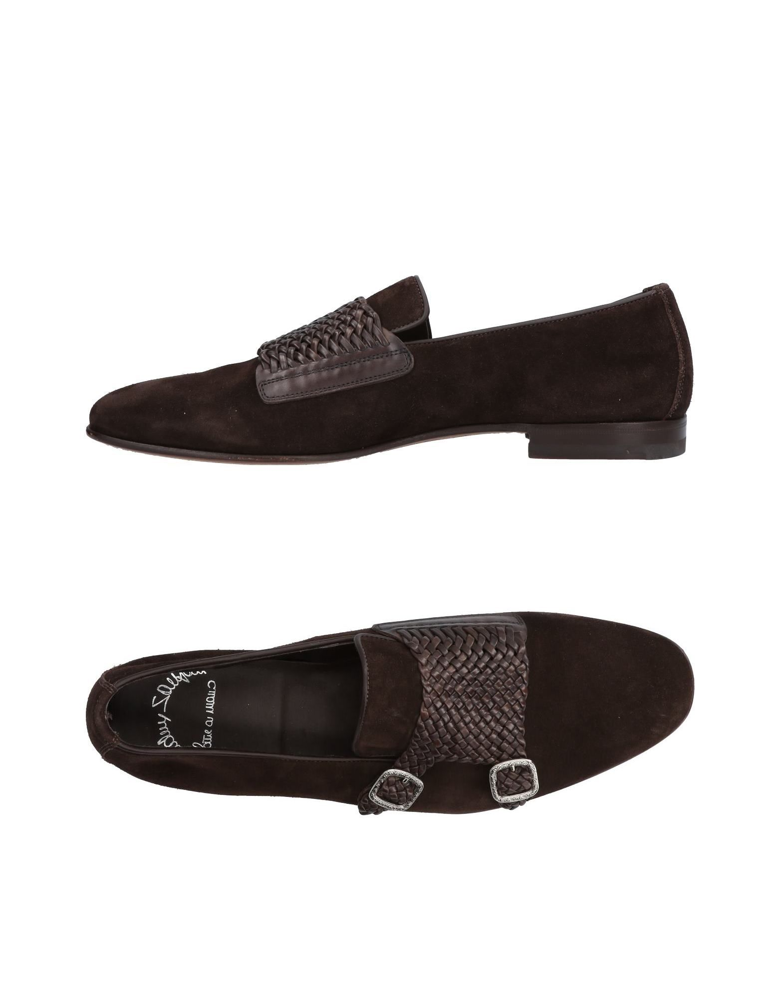 Santoni Loafers - on Men Santoni Loafers online on -  Australia - 11438808LE 3260fb