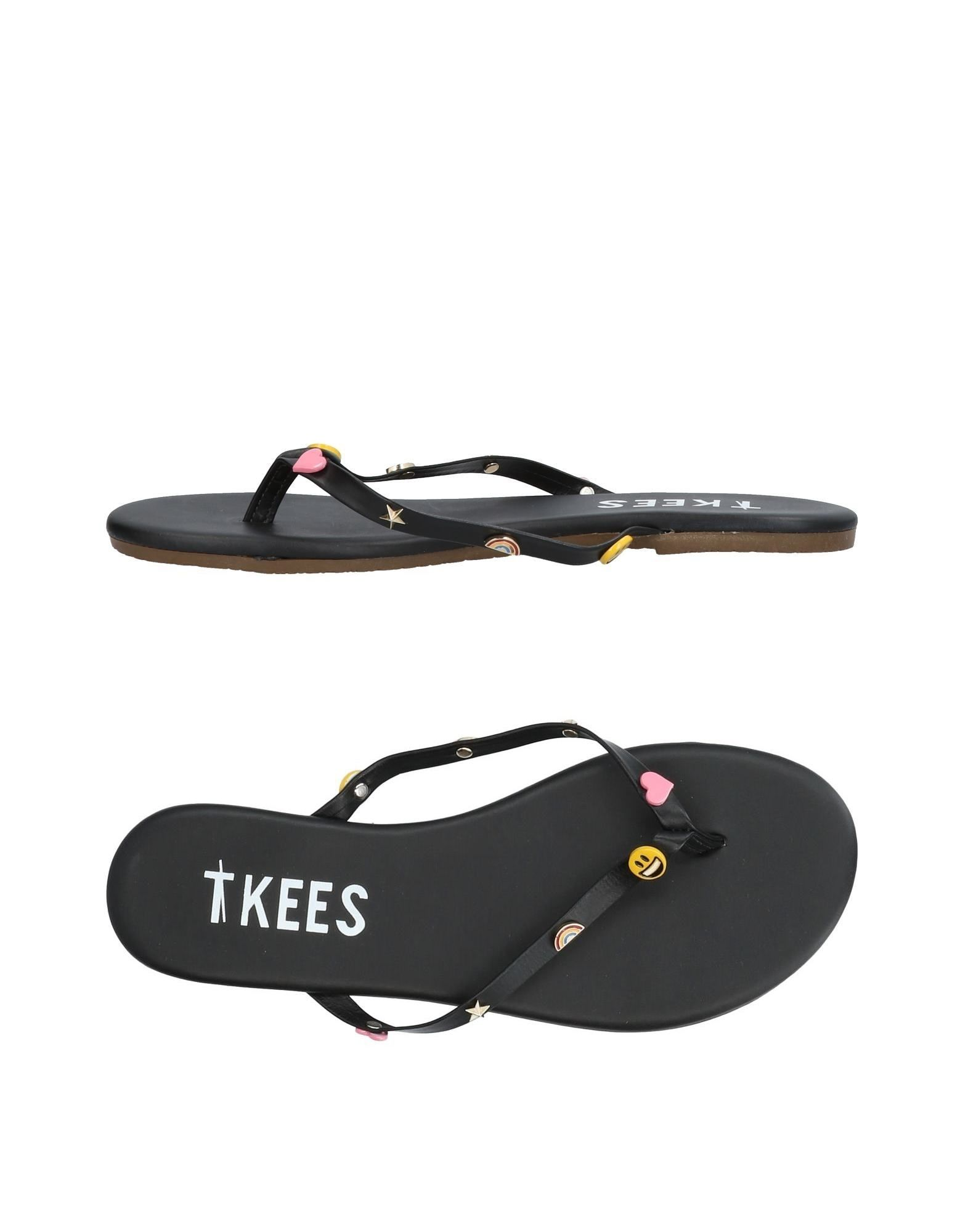 Tongs Tkees Femme - Tongs Tkees sur