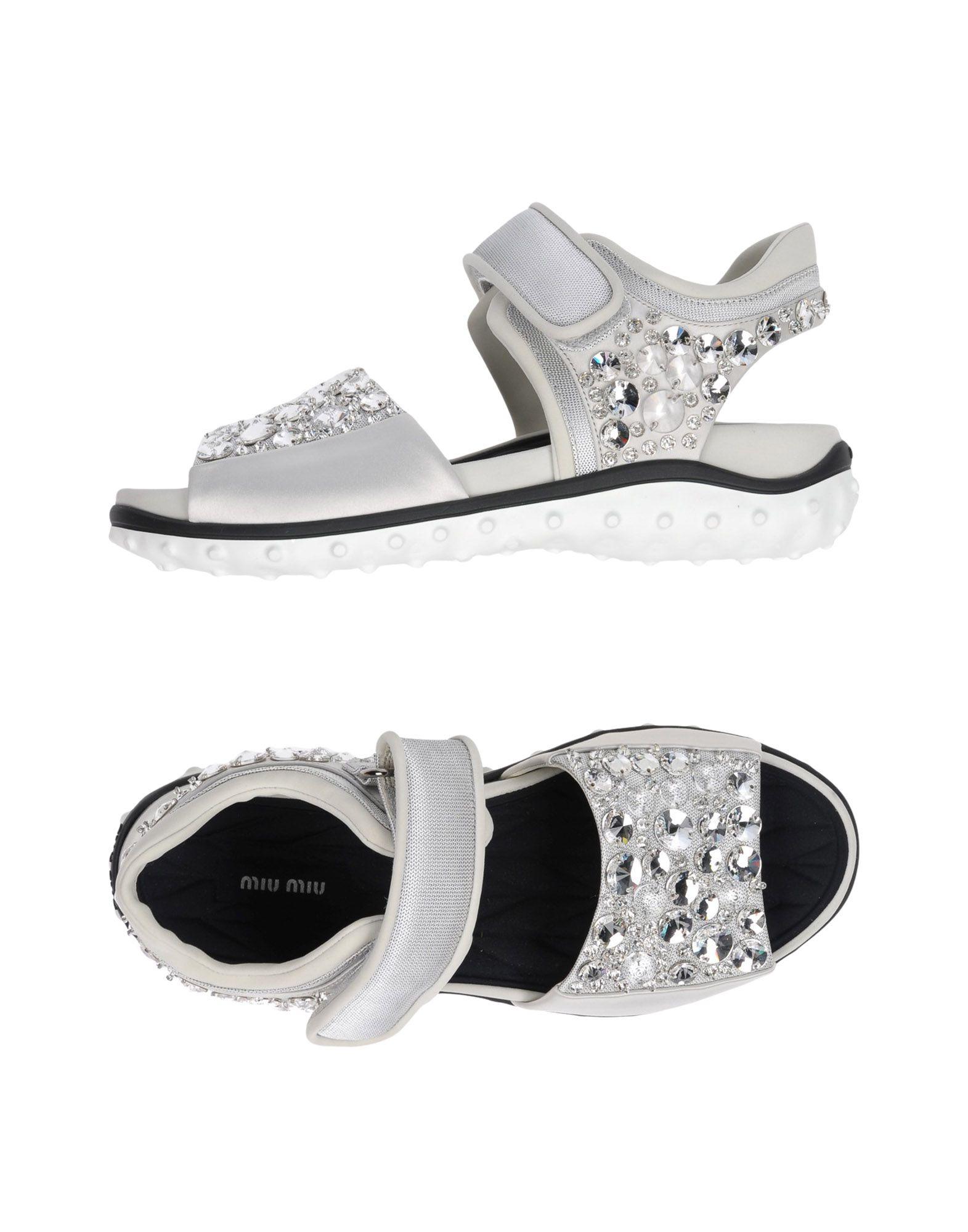 Miu Miu Sandals - Women Miu Miu Sandals Kingdom online on  United Kingdom Sandals - 11438971QO 6edc42