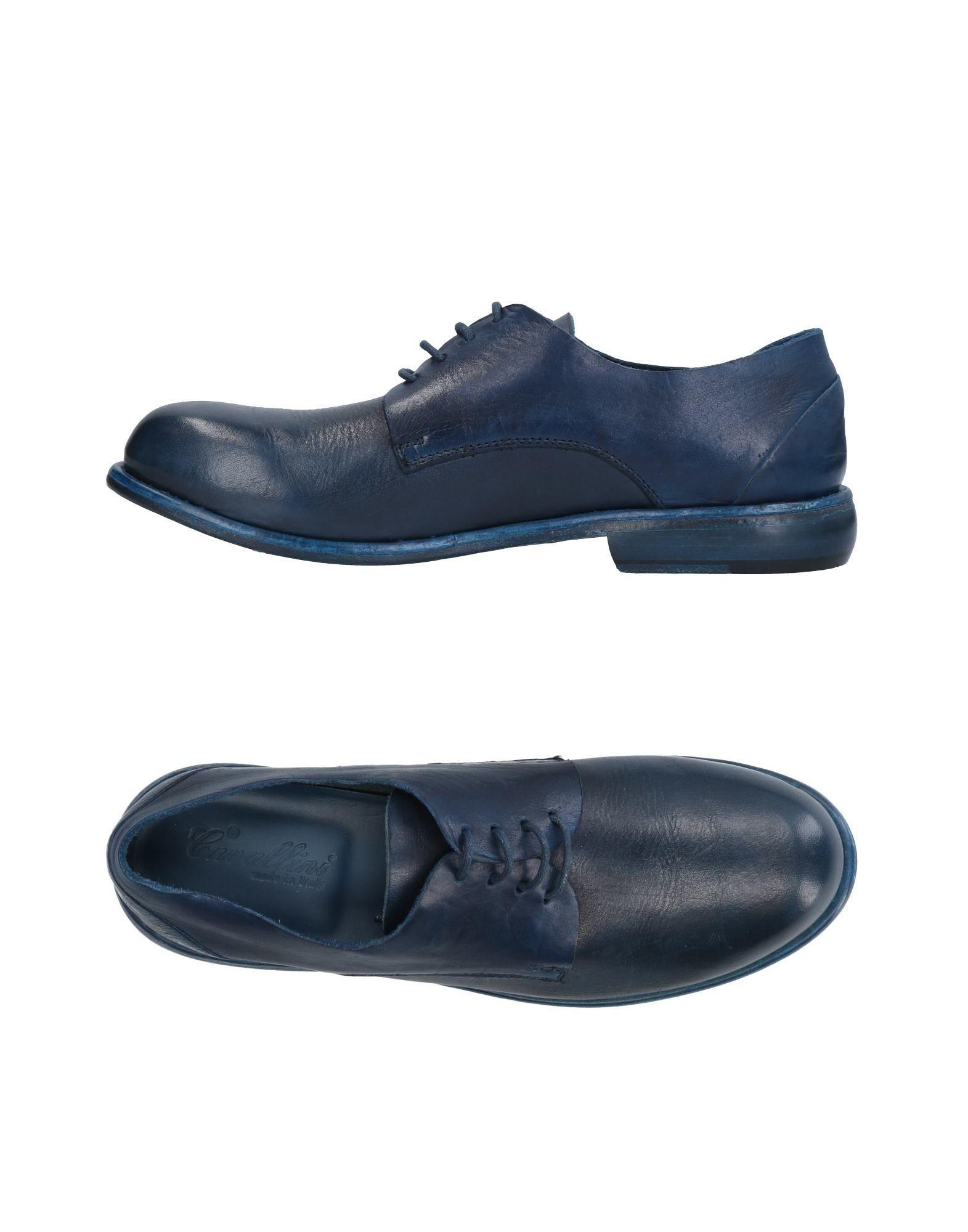 Rabatt echte Schuhe Cavallini Schnürschuhe Herren  11439001JB