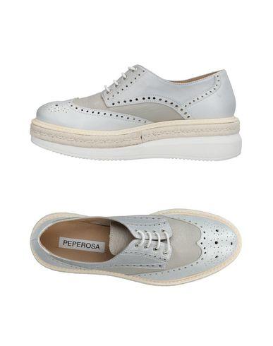 ... Zapato De Cordones Peperosa Mujer - Zapatos De Cordones Peperosa -  11439111UE Gris perla 23474d40106