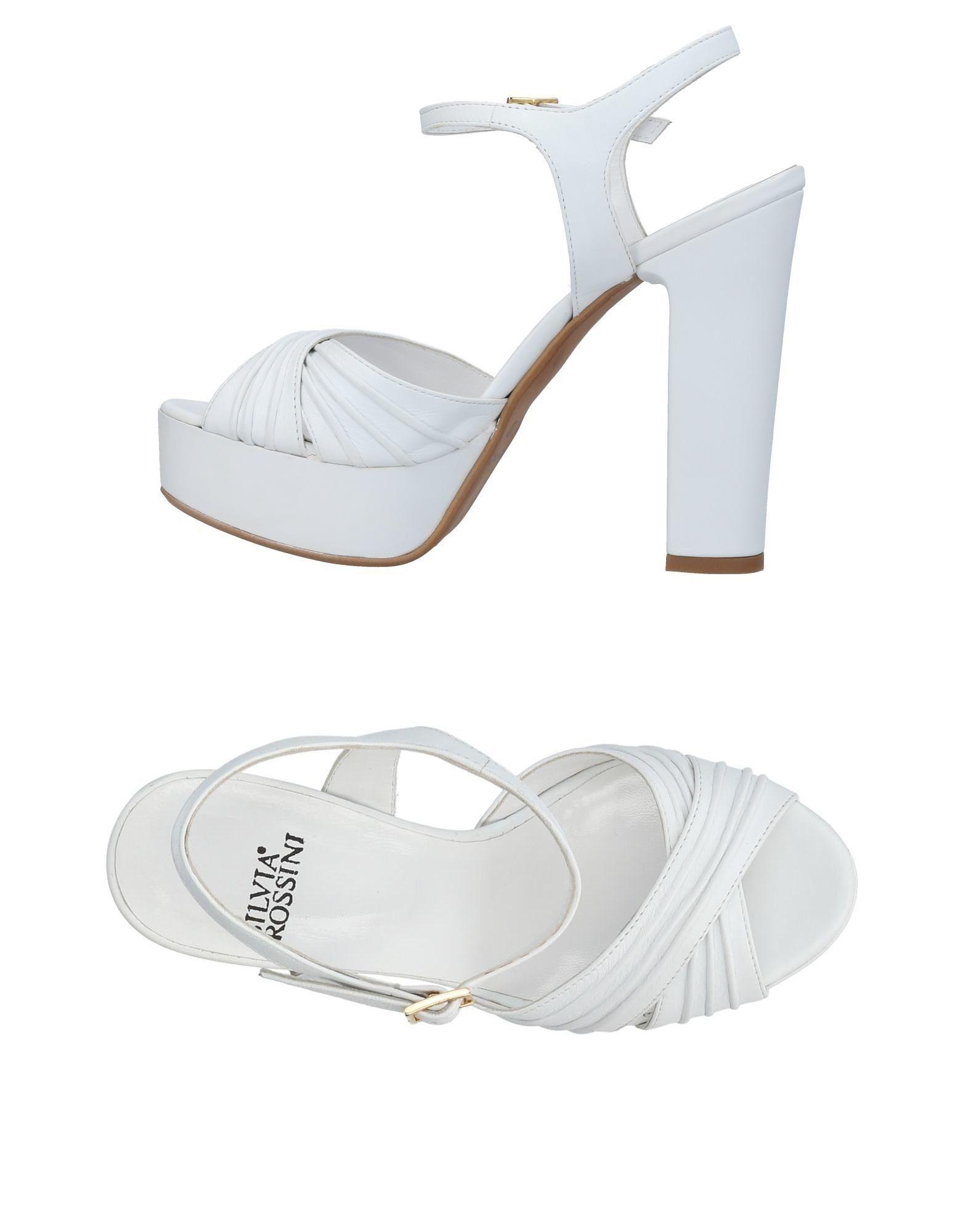 Stilvolle billige Schuhe Silvia Rossini Sandalen Damen  11439138QI