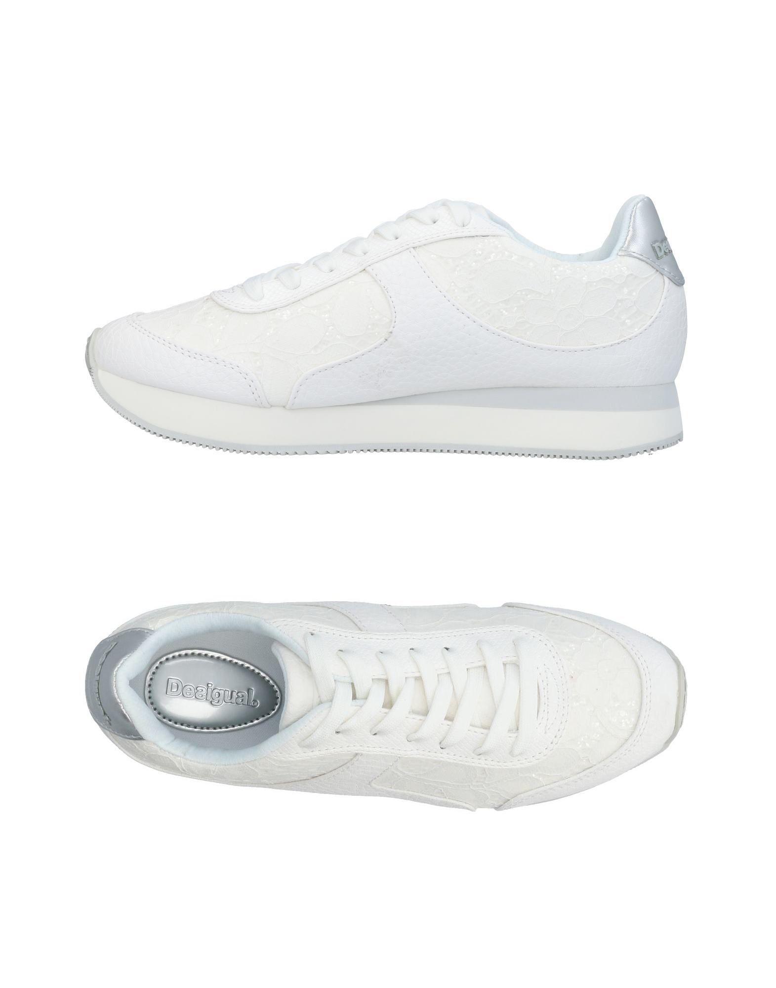 Haltbare Mode billige Schuhe Desigual Sneakers Damen  11439176UE Heiße Schuhe