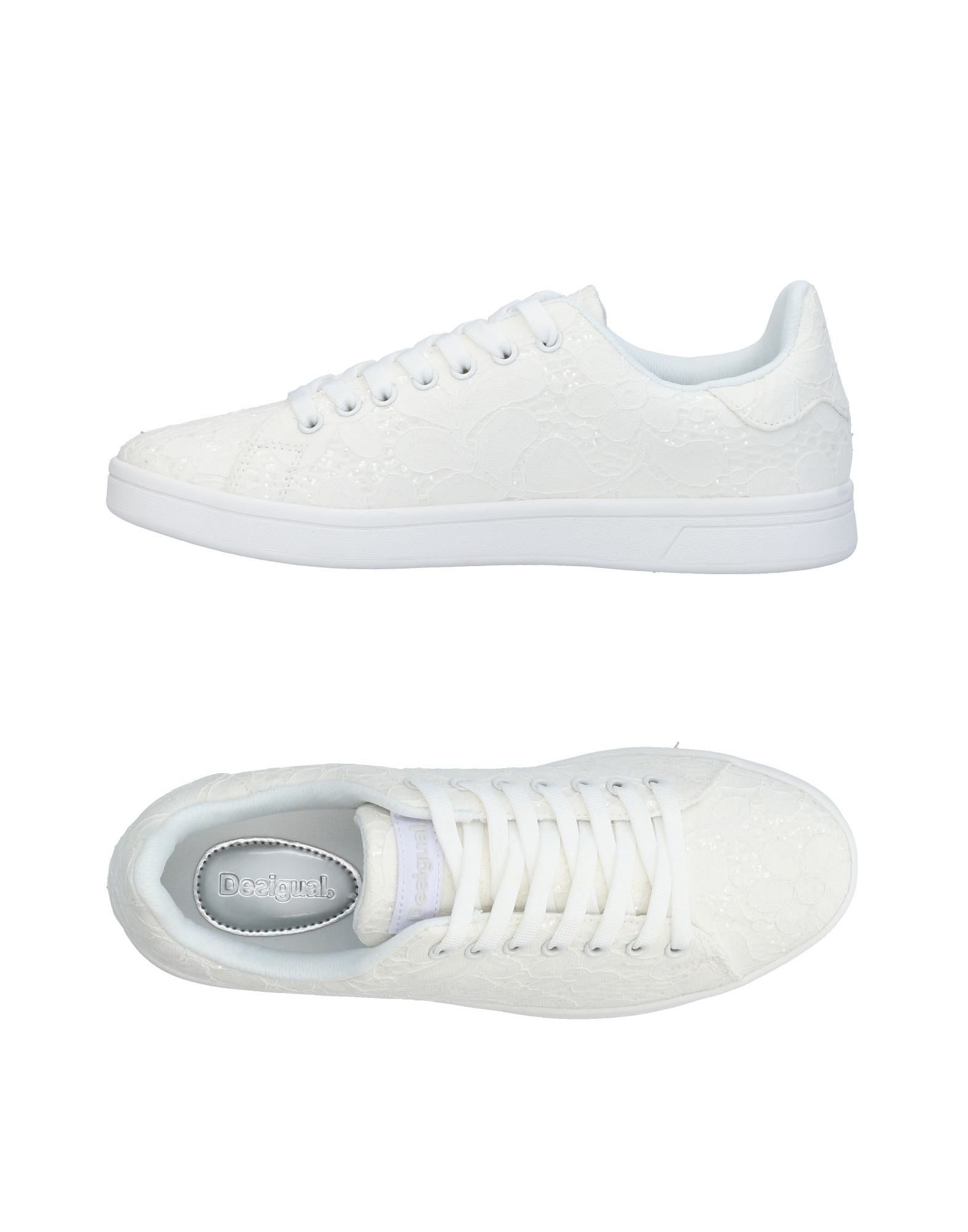 Günstige und modische Schuhe Desigual Sneakers Damen  11439181OU