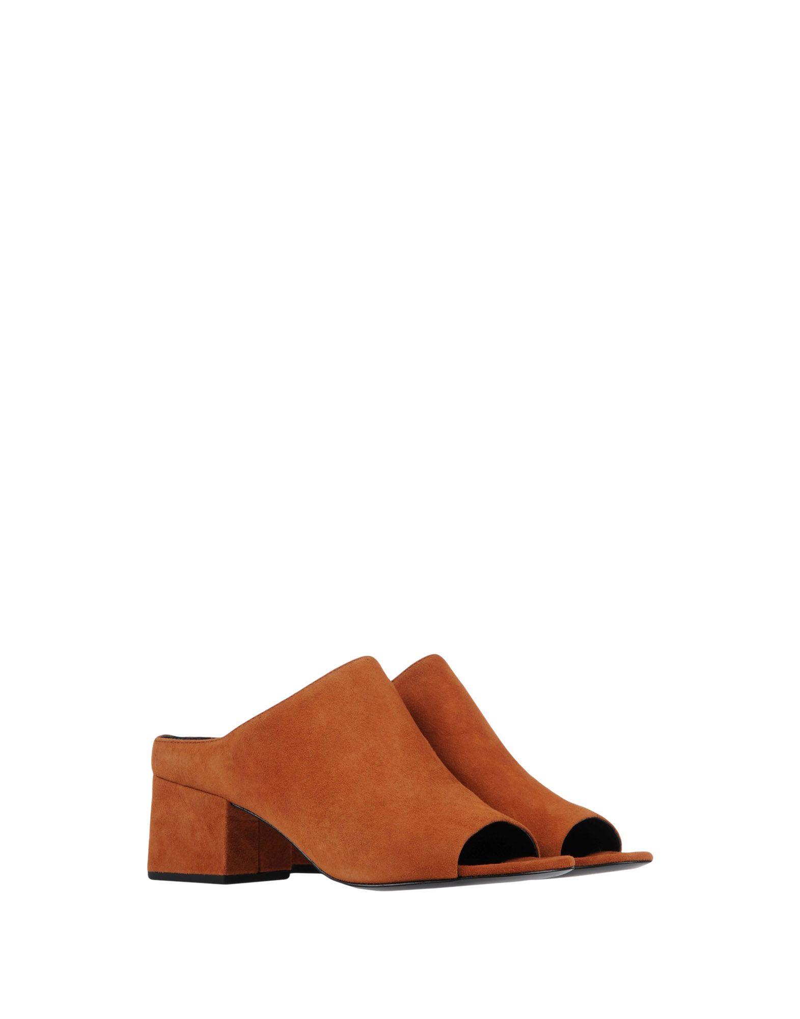 Stilvolle billige Schuhe 3.1 Phillip Lim Pantoletten Damen  11439210IB