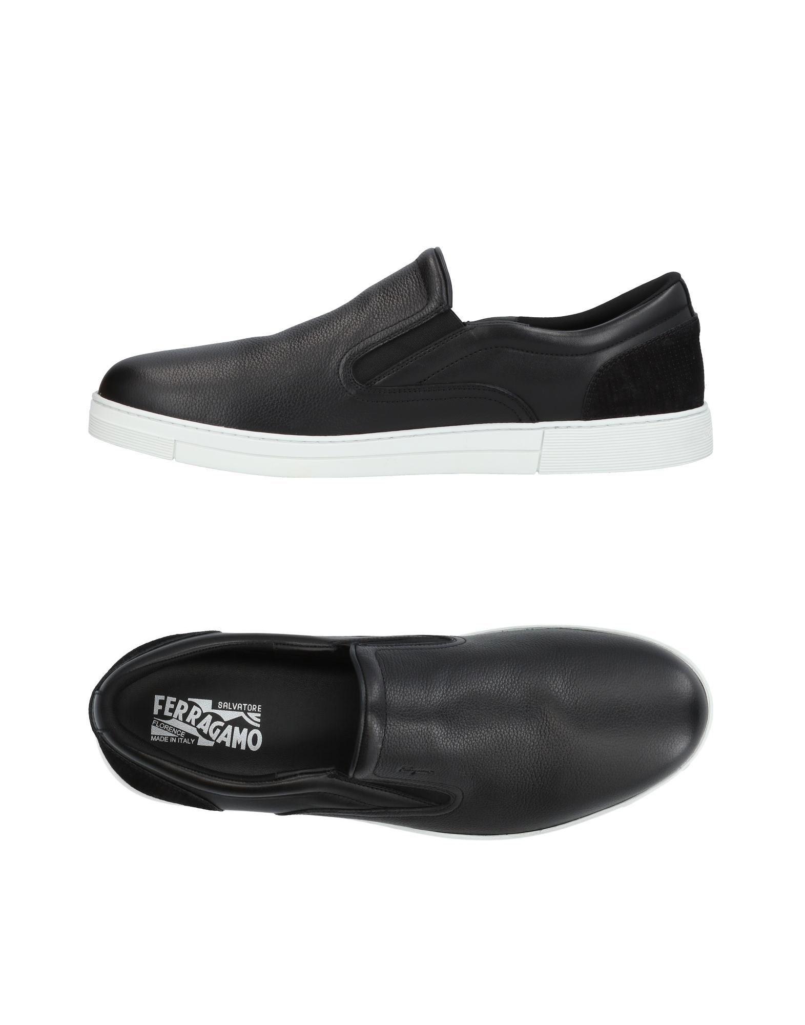 Salvatore Ferragamo Ferragamo Salvatore Sneakers Herren  11439351EL 7d2477