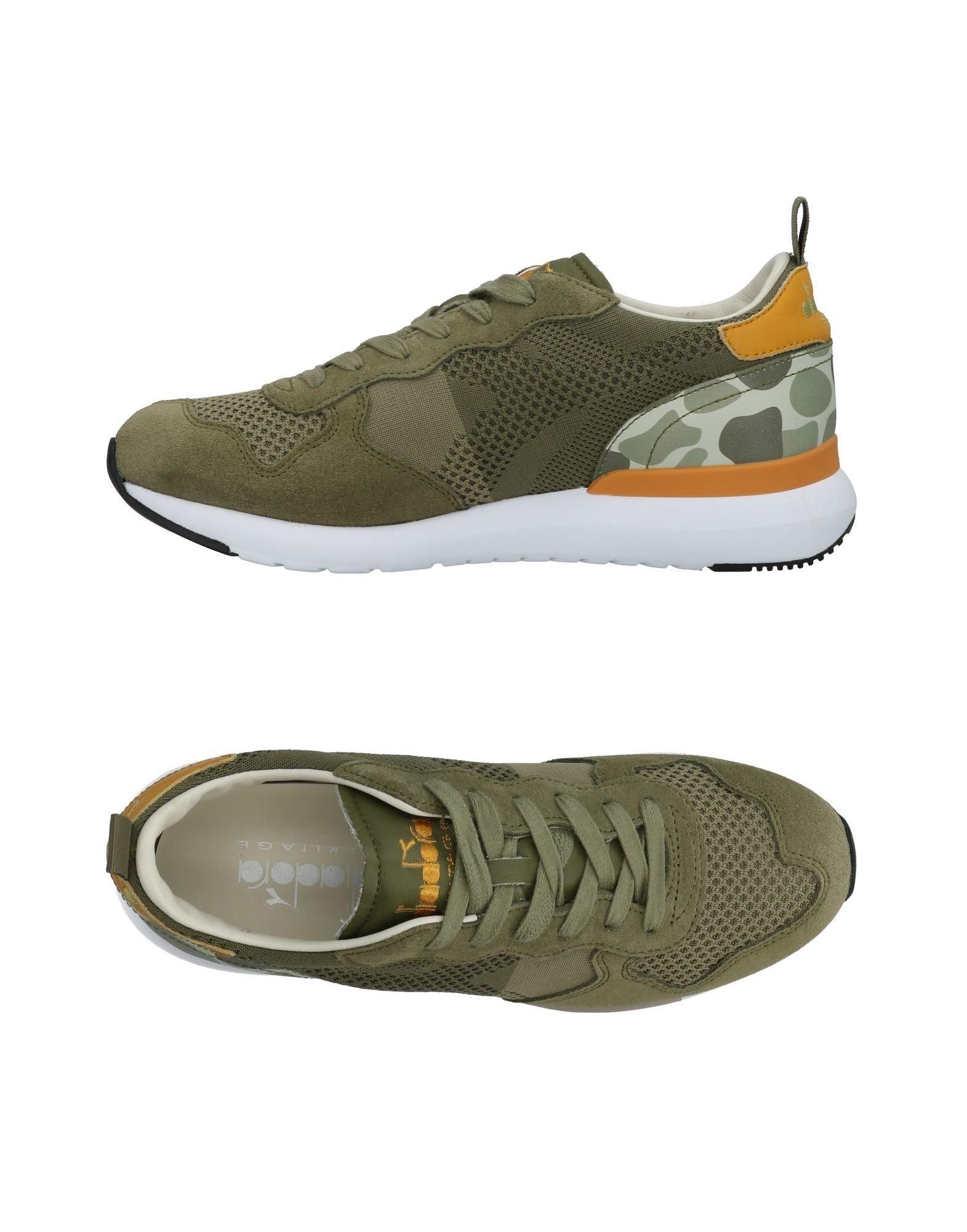 Rabatt echte Schuhe Diadora Heritage Sneakers Herren  11439430FQ