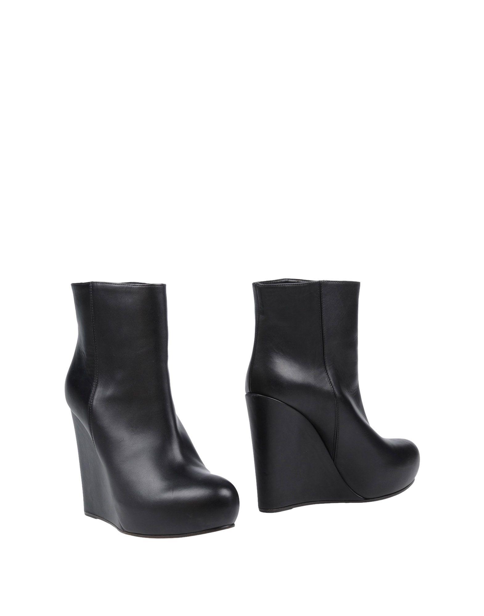 Gut um billige Schuhe zu tragenMarni Stiefelette Damen  11439446NJ