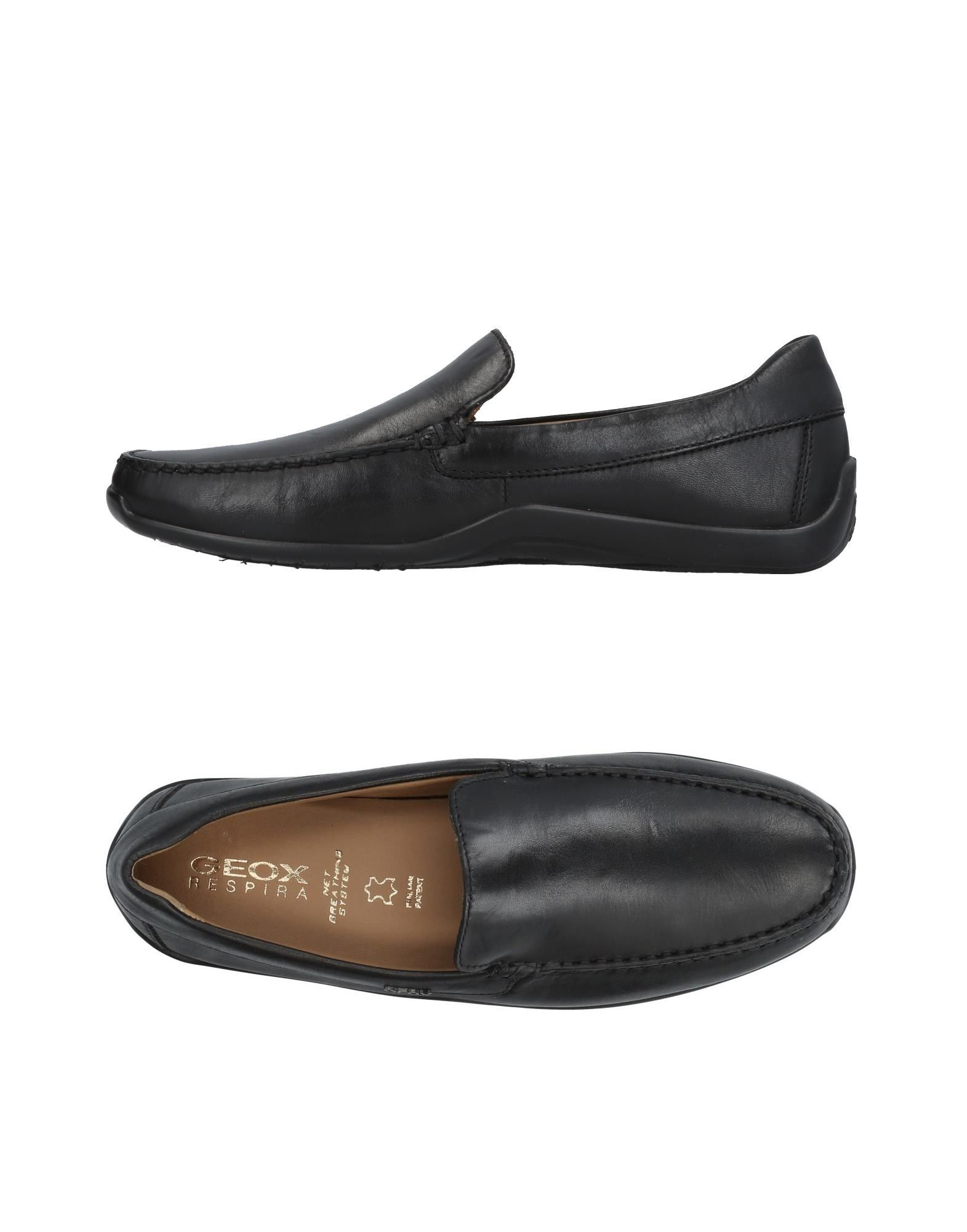Rabatt echte Schuhe Geox  Mokassins Herren  Geox 11439474DT 1749a5
