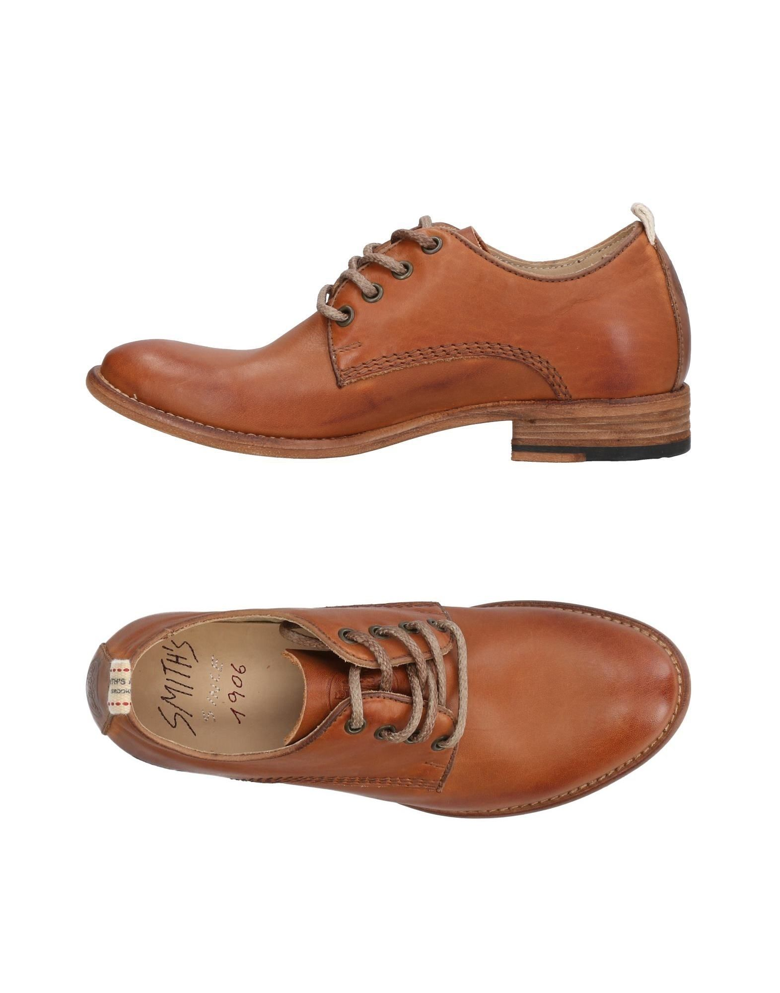Chaussures À Lacets Smiths American Femme - Chaussures À Lacets Smiths American sur