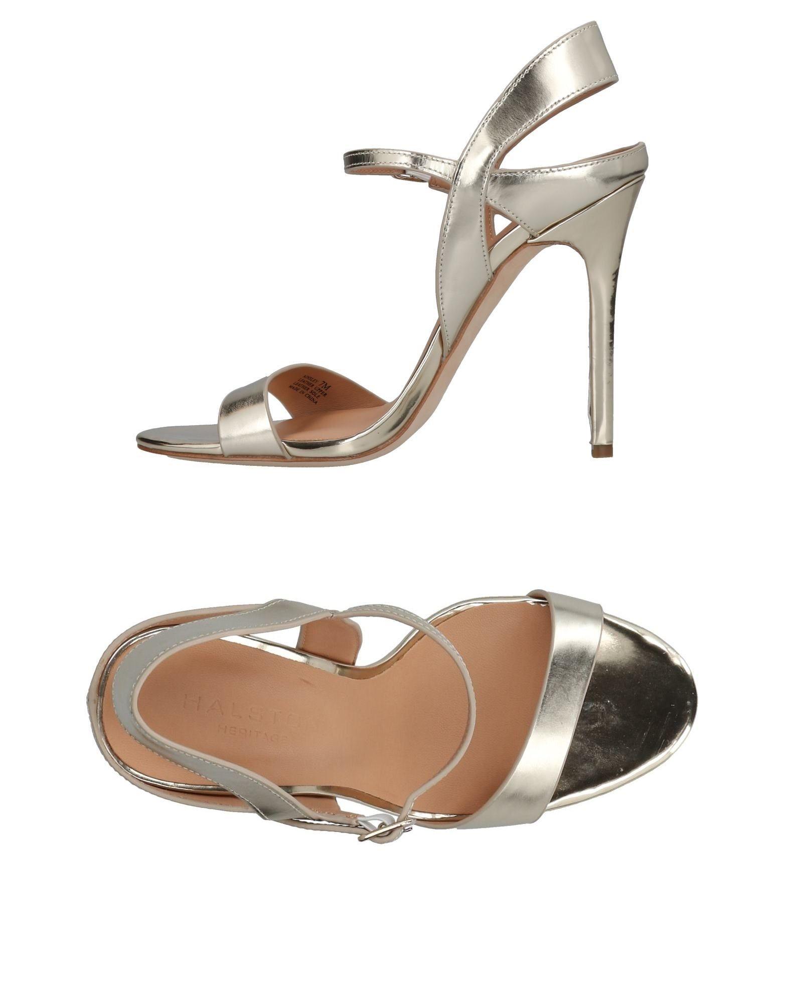Stilvolle billige Schuhe Halston Heritage Sandalen Damen  11439517EC