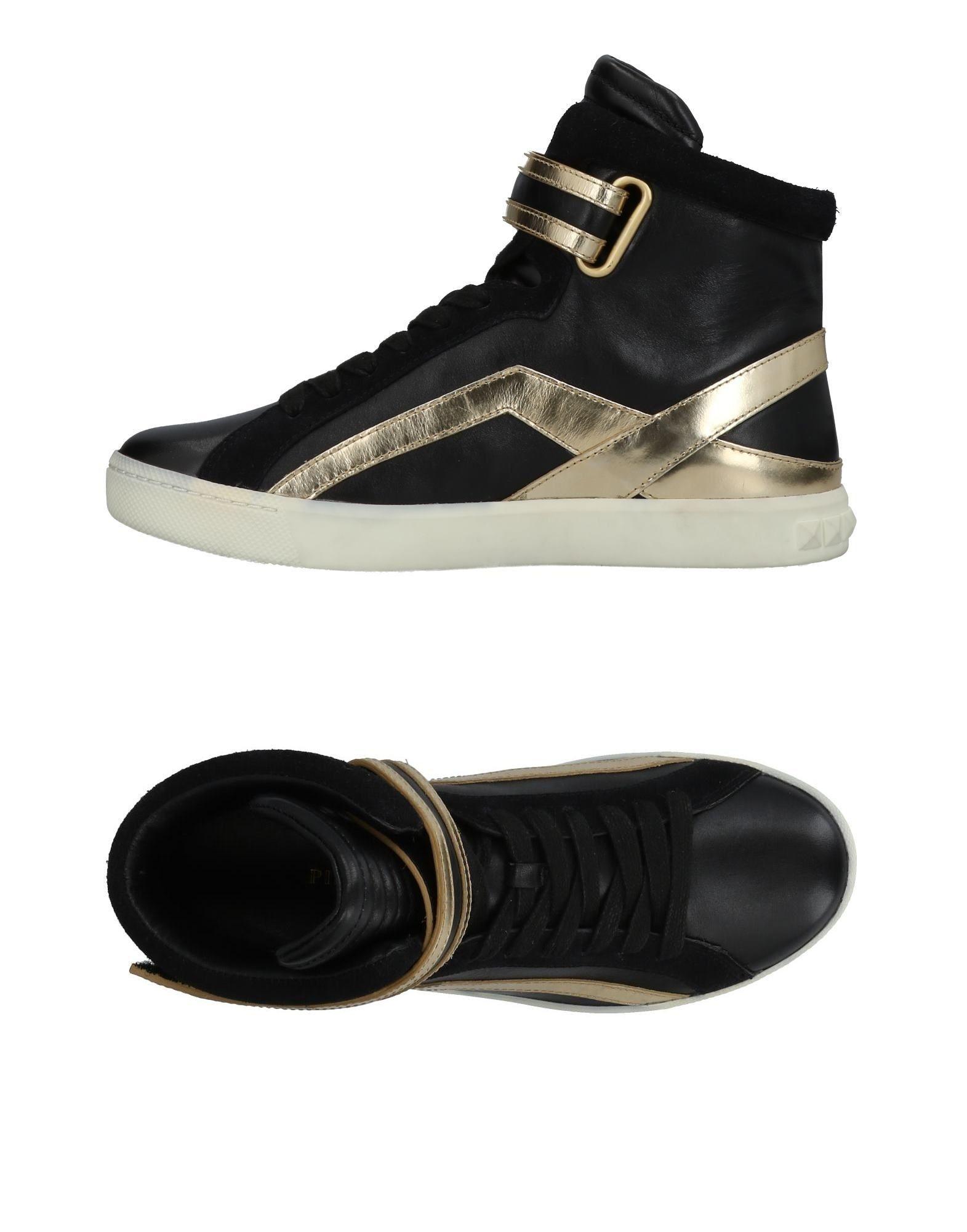 Sneakers Pierre Balmain Femme - Sneakers Pierre Balmain sur. COMPOSITION.  Cuir. DÉTAILS. effet laminé, logo, imprimé bicolore, fermeture avec velcro  ... 77ac4a7a48f