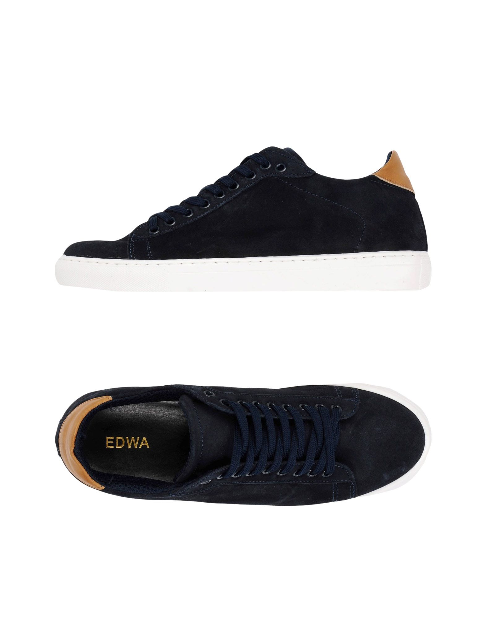 Rabatt echte Schuhe Edwa Sneakers Herren  11439565LI