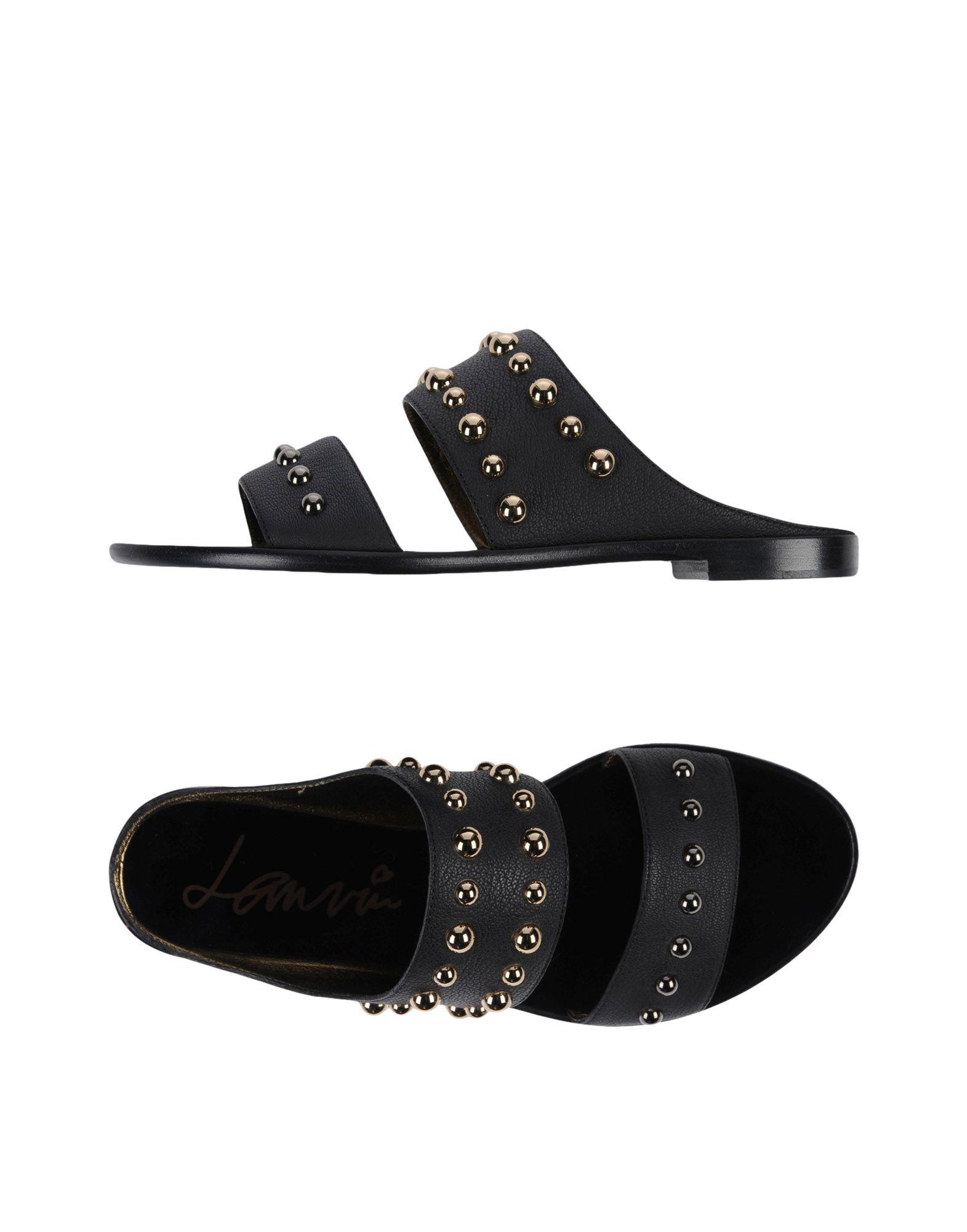 Moda Sandali Lanvin Donna - - Donna 11439600MT 05e123
