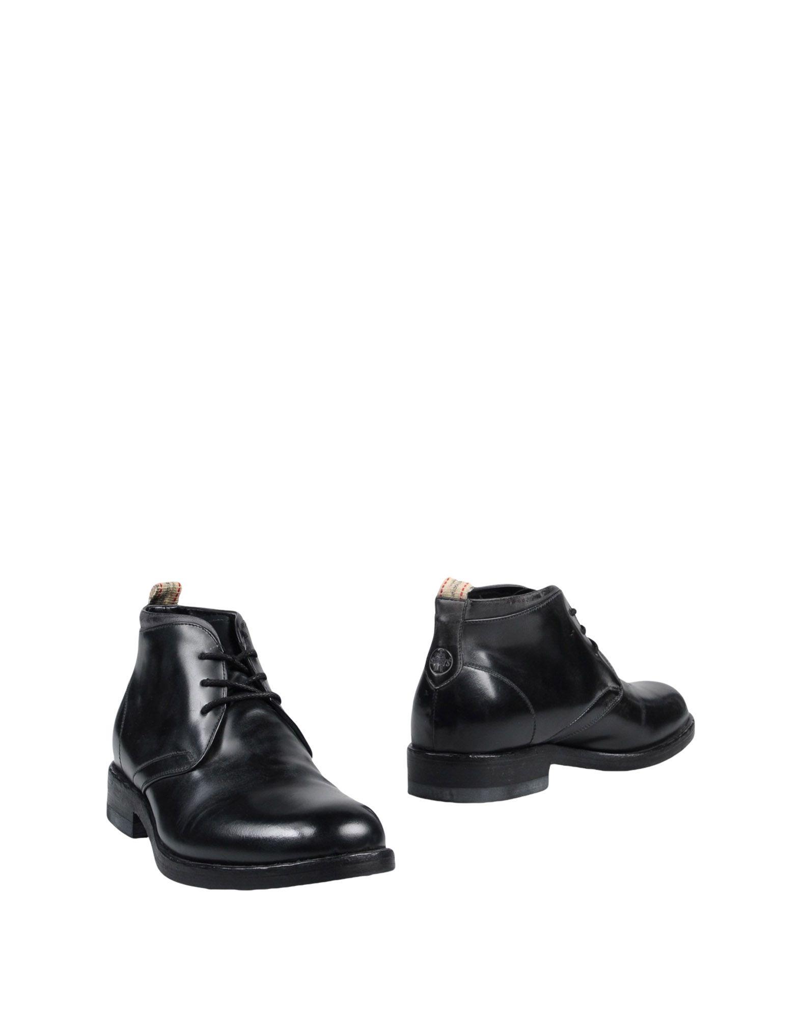 Rabatt echte Schuhe Smith's American Stiefelette Herren  11439702XR
