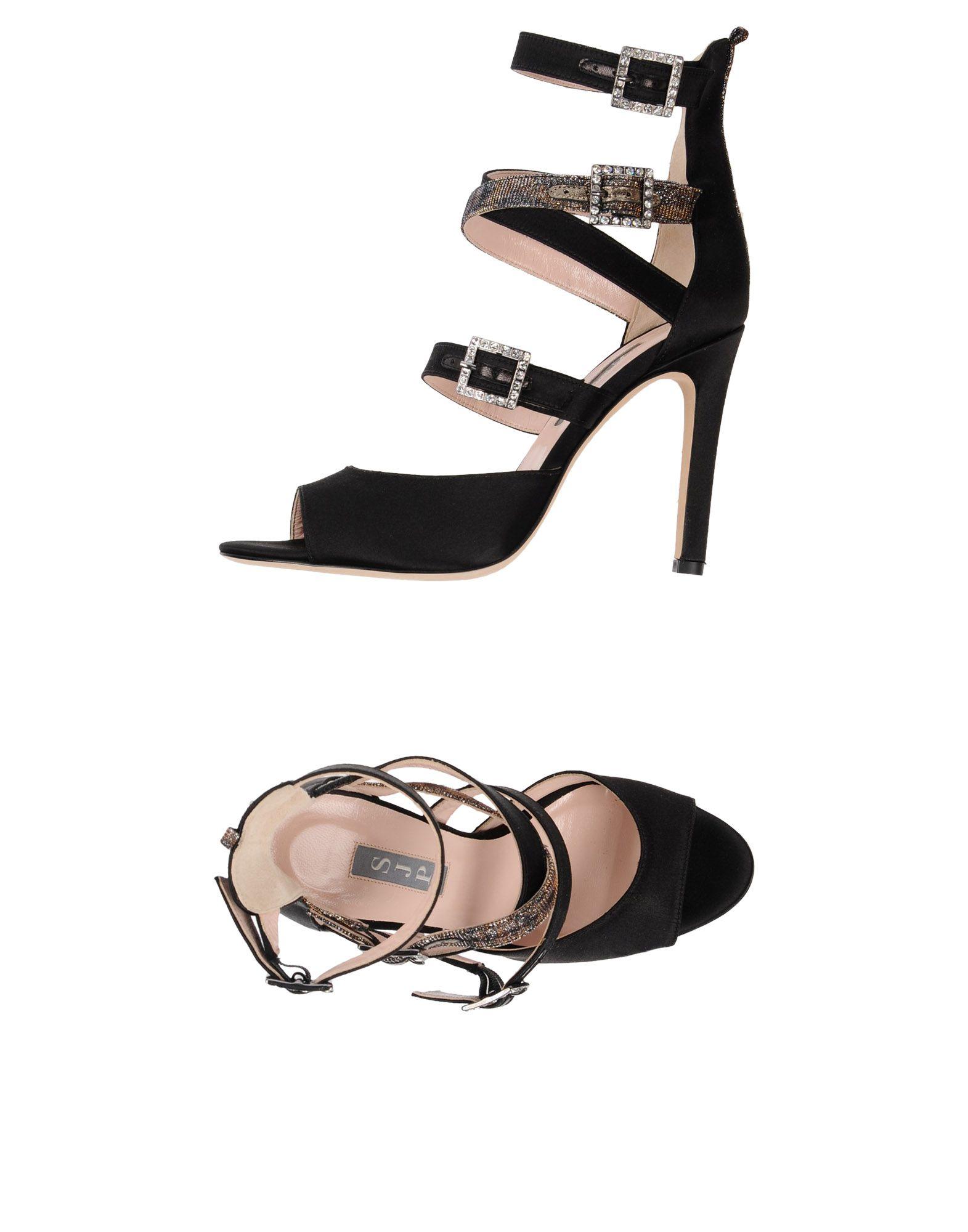 Stilvolle billige Schuhe Sjp Parker By Sarah Jessica Parker Sjp Sandalen Damen  11439781KB 5772cd