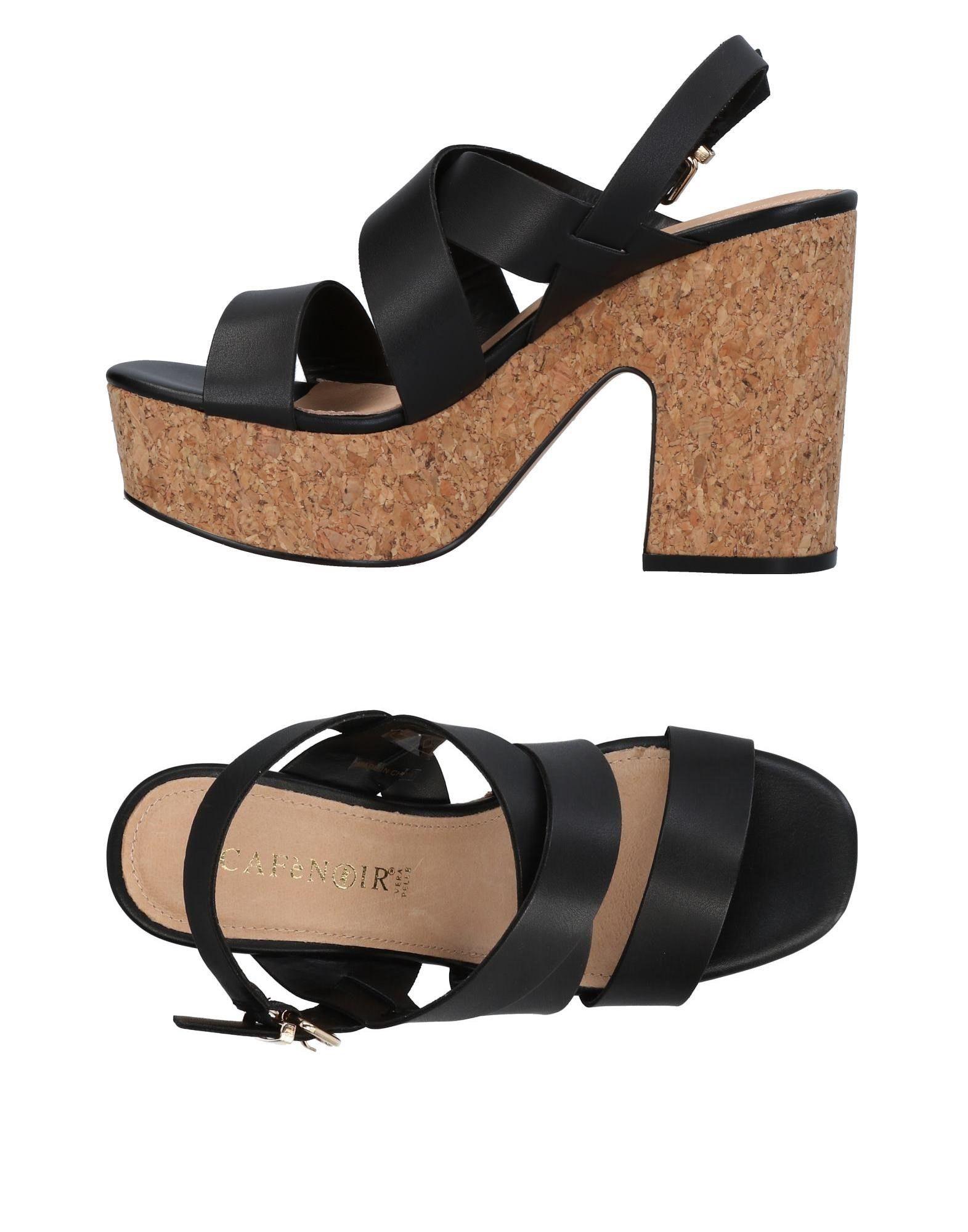 Haltbare Mode billige Schuhe Cafènoir Sandalen Damen  11440007RE Heiße Schuhe