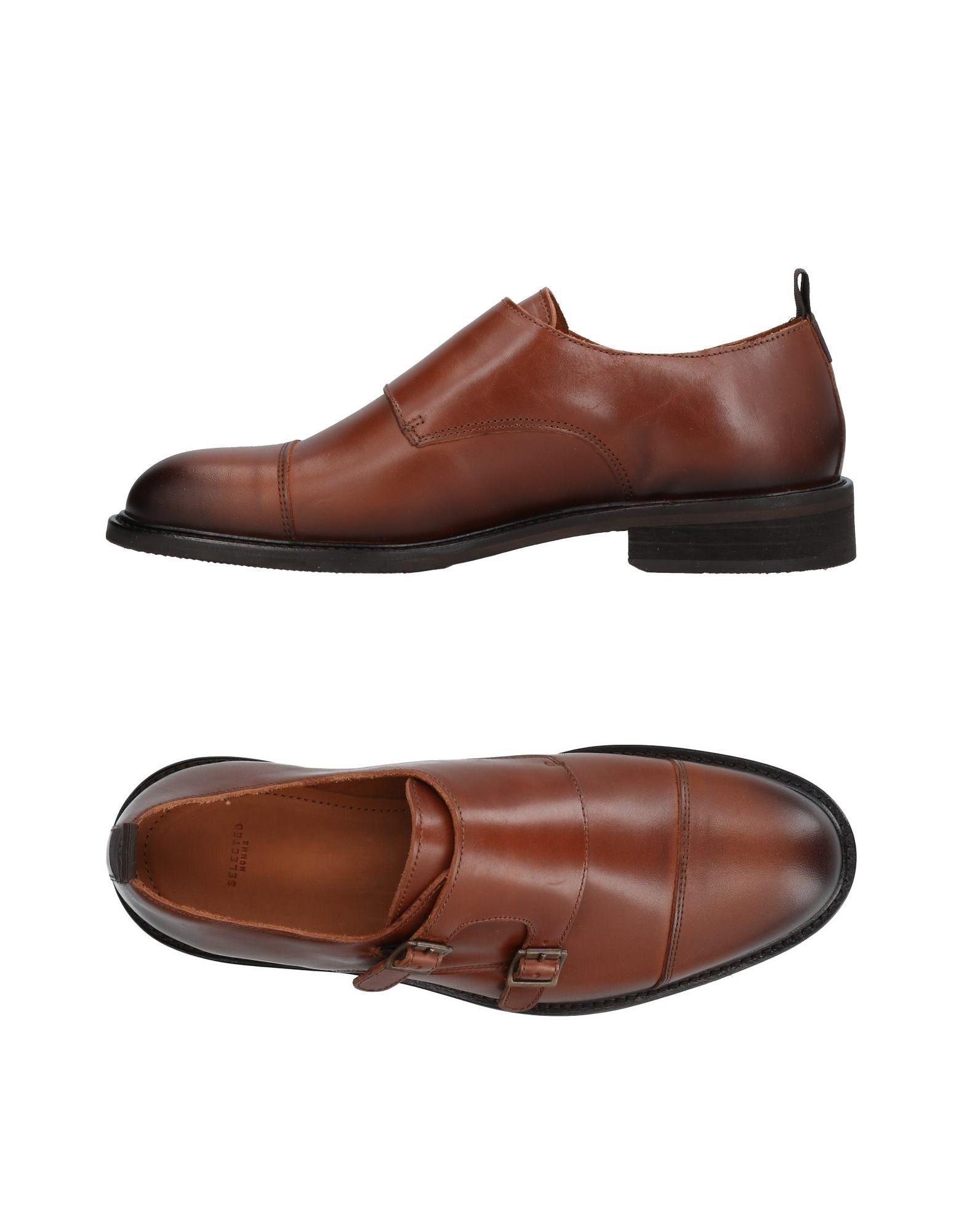 Rabatt echte Schuhe Selected Homme Mokassins Herren  11440014MA