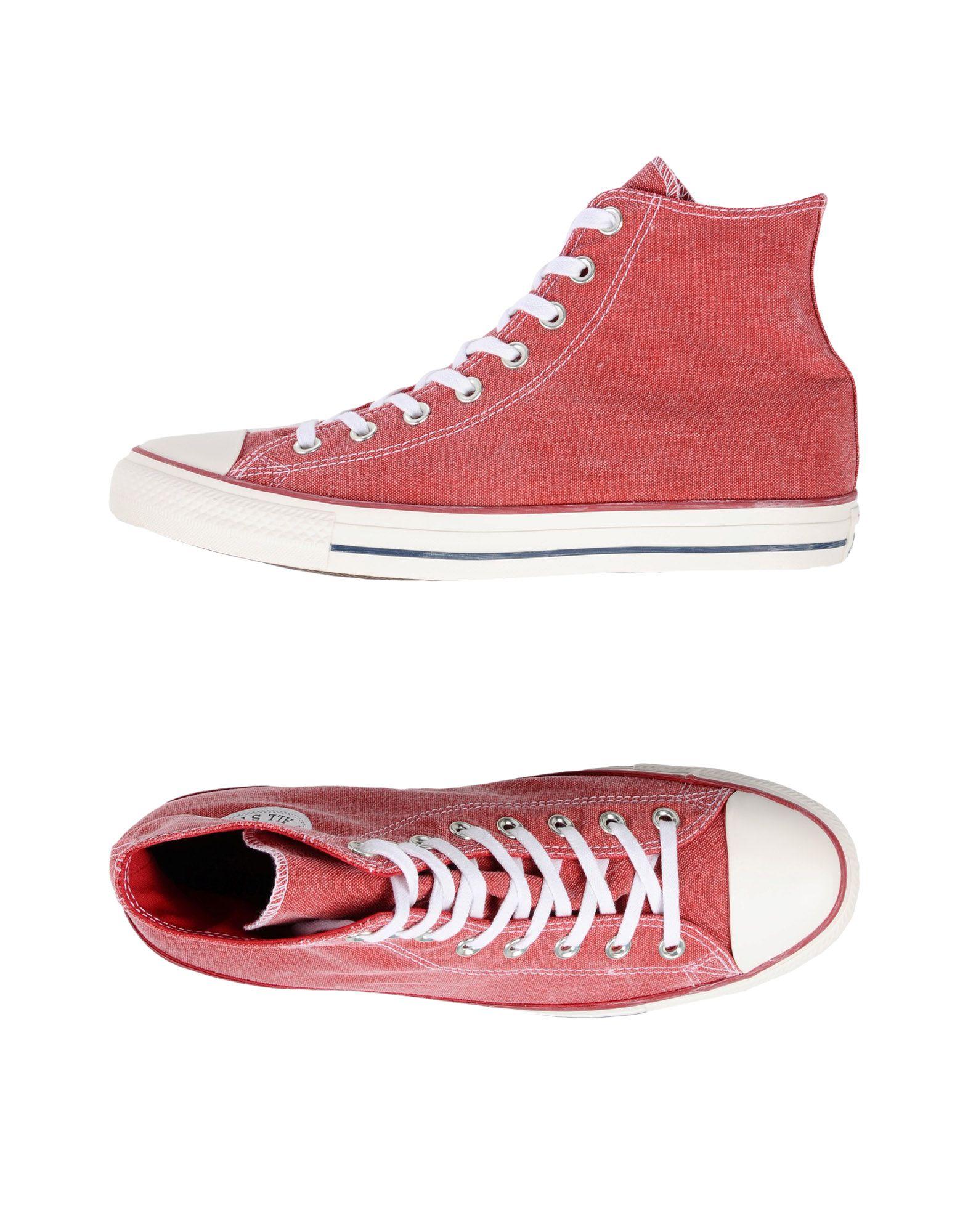 Converse All Destroyed Star Ctas Hi Denim Destroyed All - Sneakers - Men Converse All Star Sneakers online on  United Kingdom - 11440016TD 397dbf