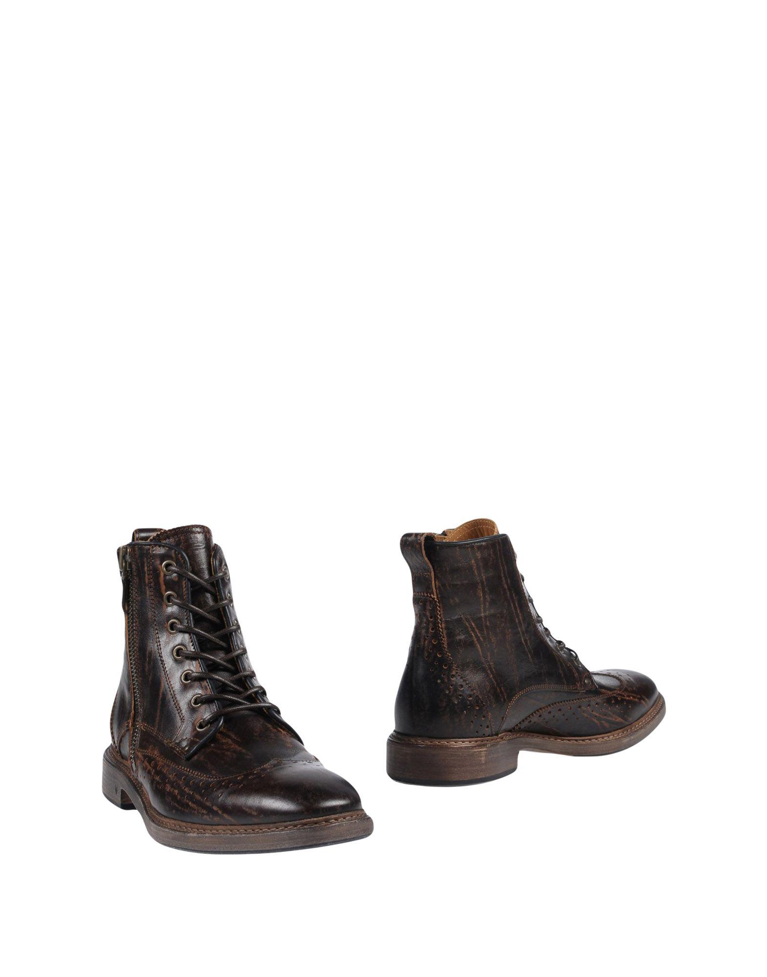 John Varvatos Stiefelette Herren  11440132SR Gute Qualität beliebte Schuhe