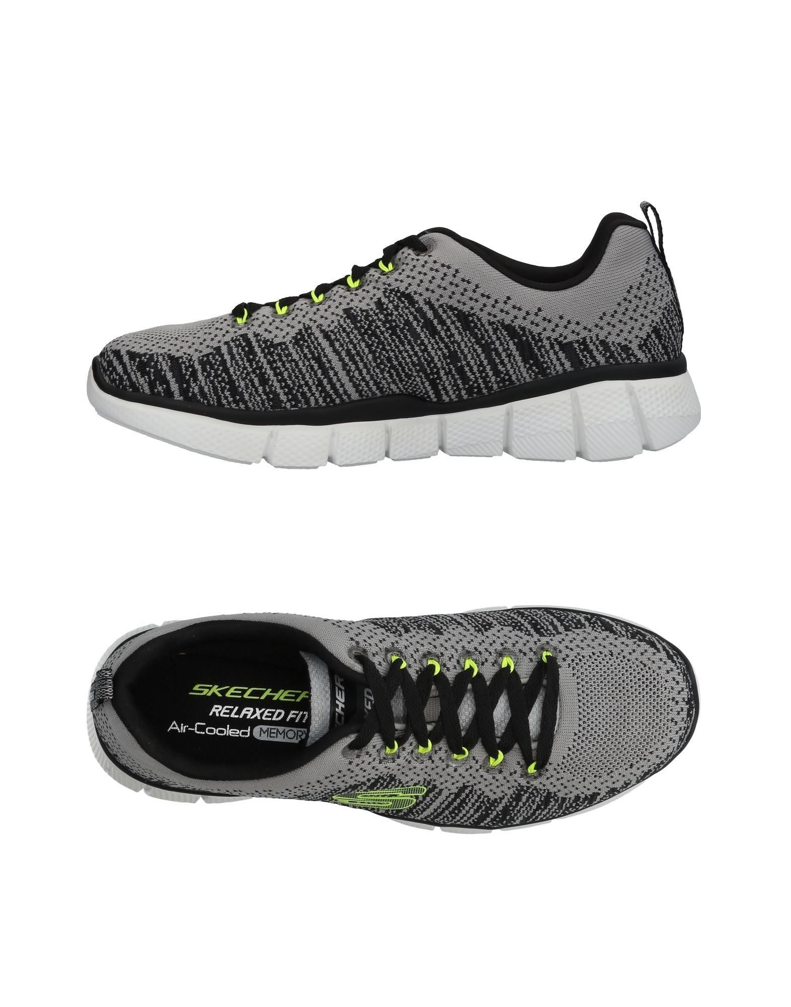 Rabatt echte Schuhe Skechers Sneakers Herren  11440150MU