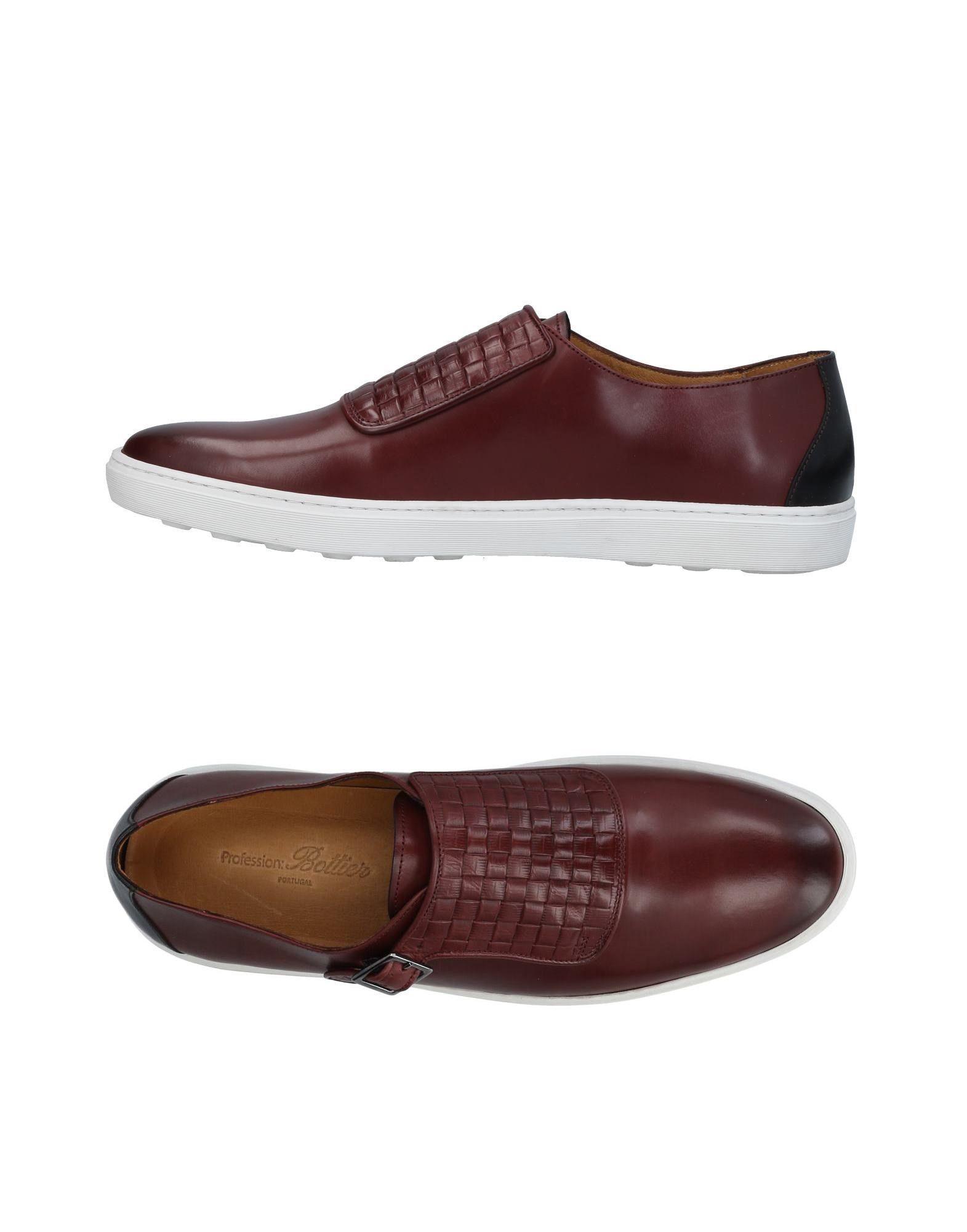 Rabatt echte Schuhe Profession: Bottier Sneakers Herren  11440221CU