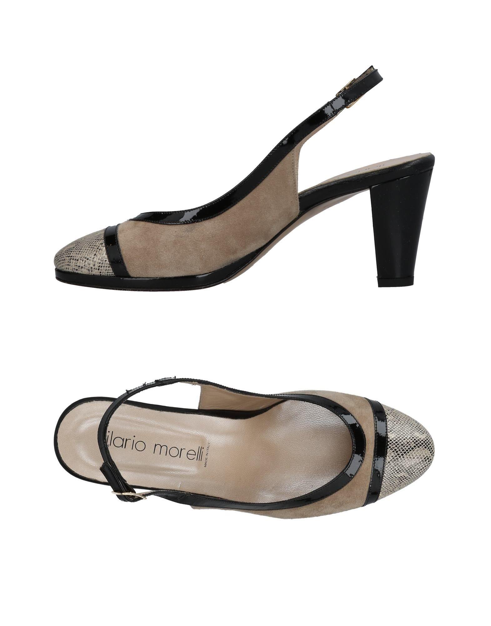 Ilario Morelli Pumps Damen  11440240IL Gute Qualität beliebte Schuhe