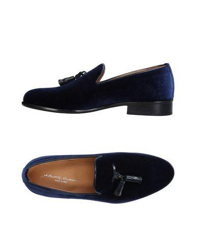 Zapatos con descuento Mocasín Alberto Moretti Hombre - Mocasines Alberto Moretti - 11440297IV Azul oscuro