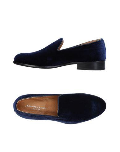 Zapatos con descuento Mocasín Alberto Moretti Hombre - Mocasines Alberto Moretti - 11440335EK Azul oscuro