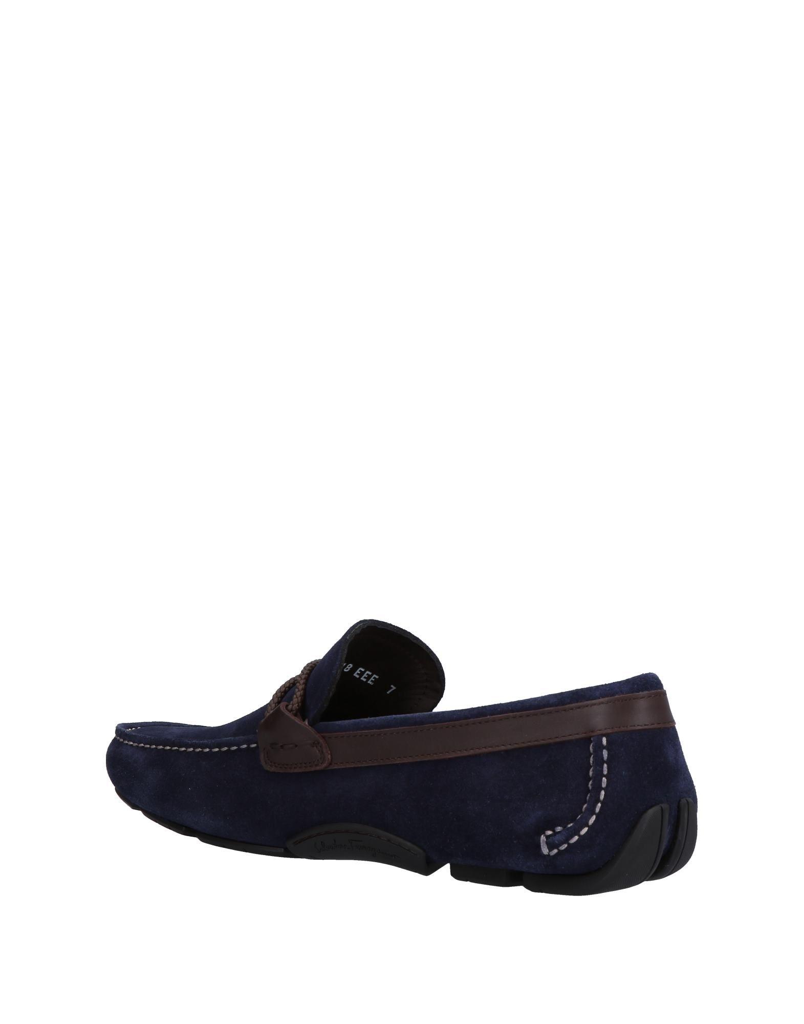 Salvatore Ferragamo Herren Mokassins Herren Ferragamo  11440356OC Neue Schuhe f90377
