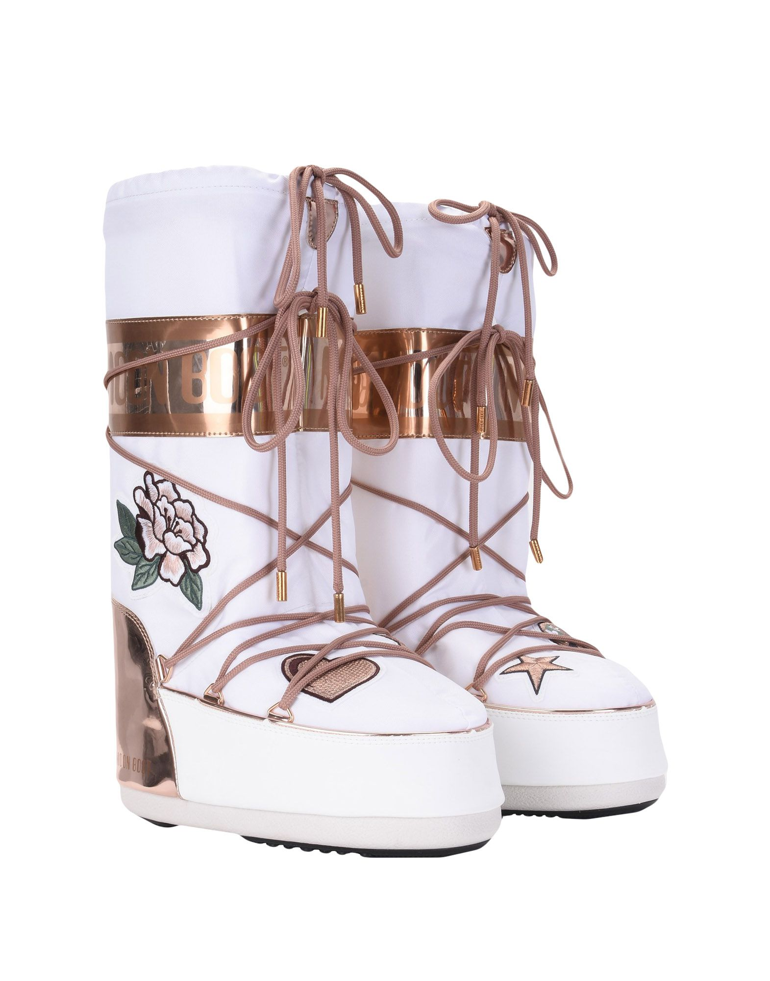 Rabatt Schuhe Moon Boot Moon Boot Peace & Love  11440470RD