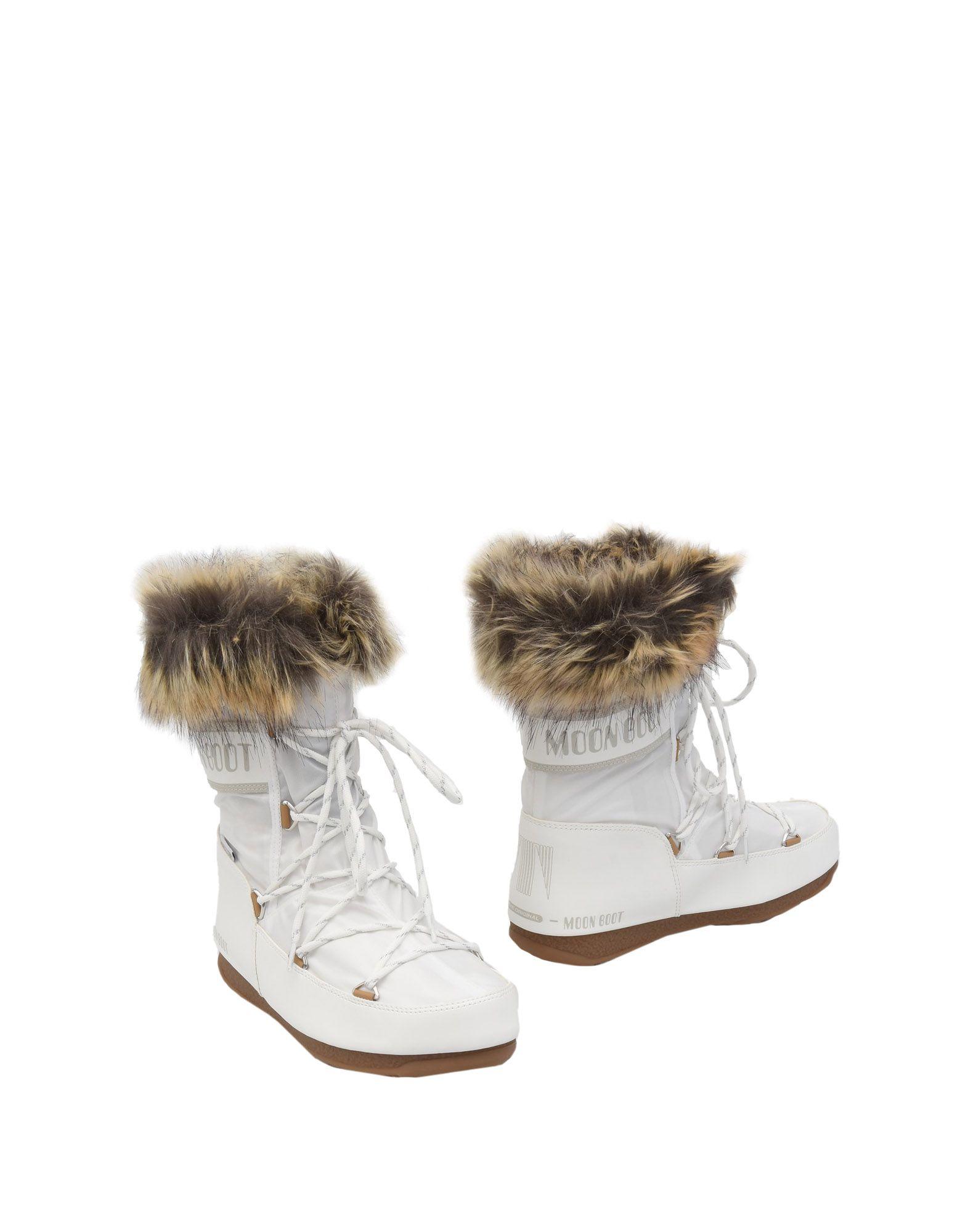 Moon Boot  W.E. Monaco Boot Low Wp - Ankle Boot Monaco - Women Moon Boot Ankle Boots online on  United Kingdom - 11440509JF 3feea0