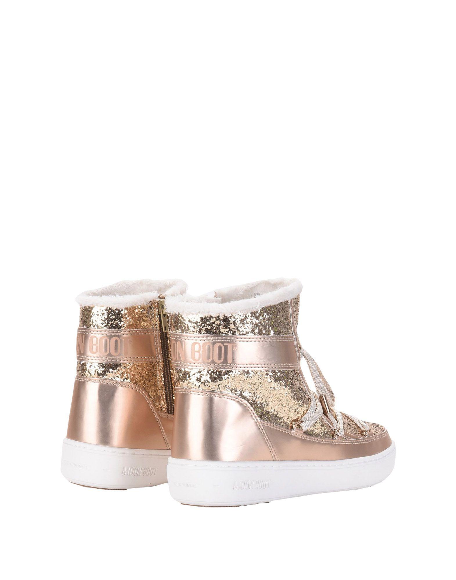 Stilvolle billige Schuhe Moon Boot Moon Boot Pulse Z.Glitter  11440512GL