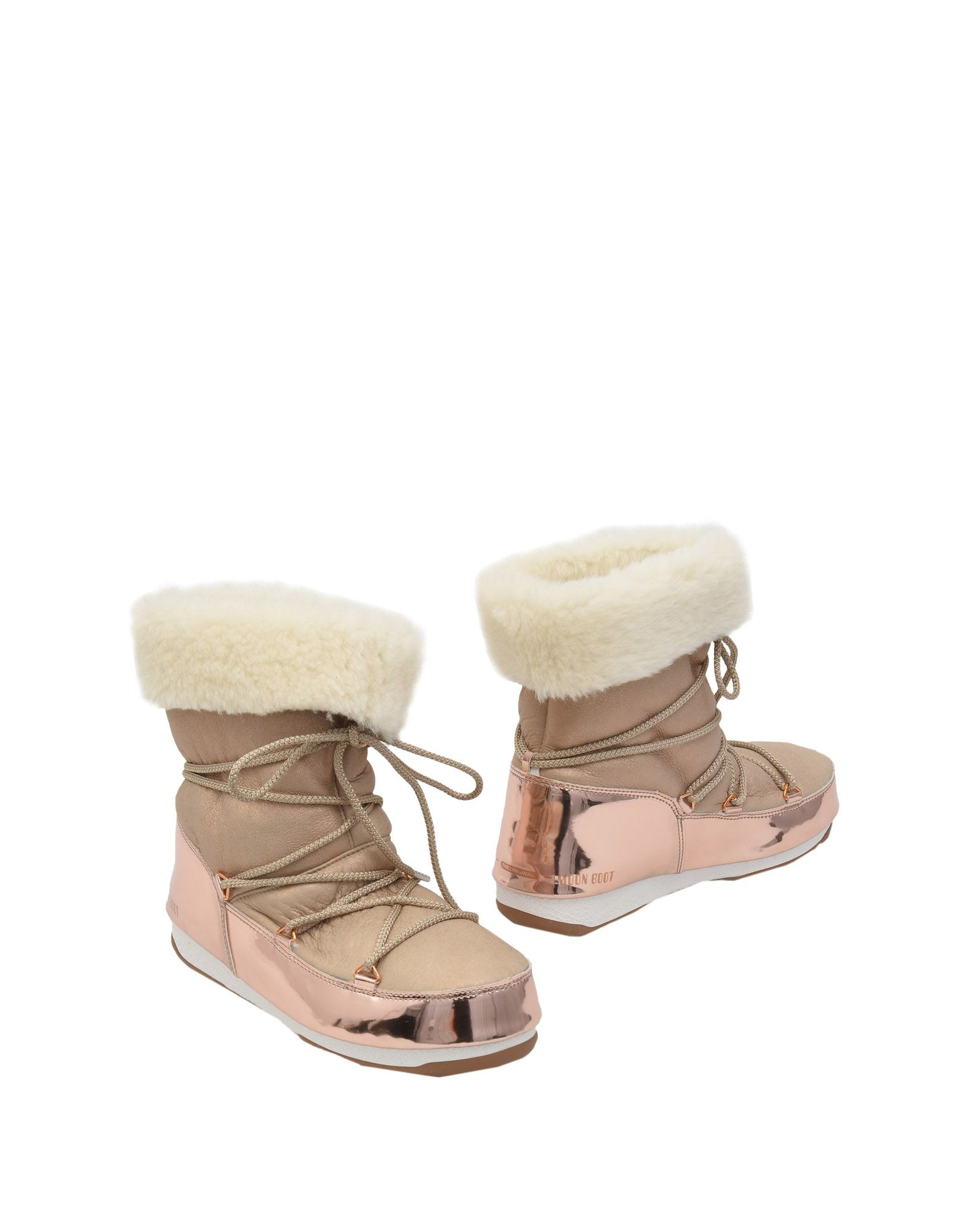 Bottine Moon Boot Moon Boot We Rose Mirror - Femme - Bottines Moon Boot sur