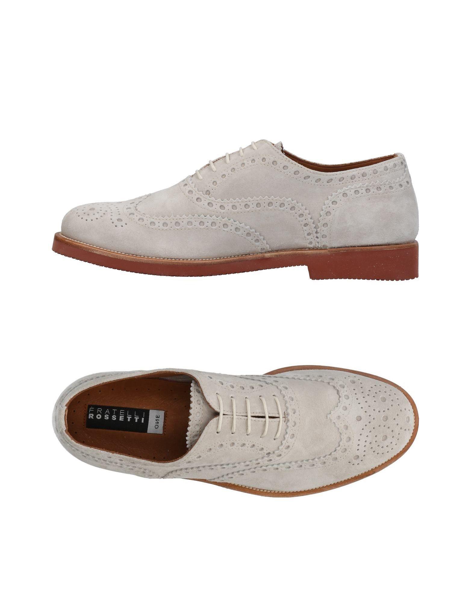 Fratelli Rossetti Schnürschuhe Herren  11440541VB Gute Qualität beliebte Schuhe