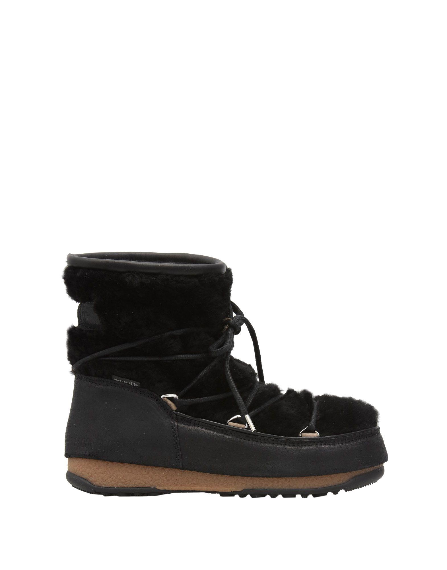 Stilvolle billige Schuhe Moon Boot Low Sh Wp  11440554KX