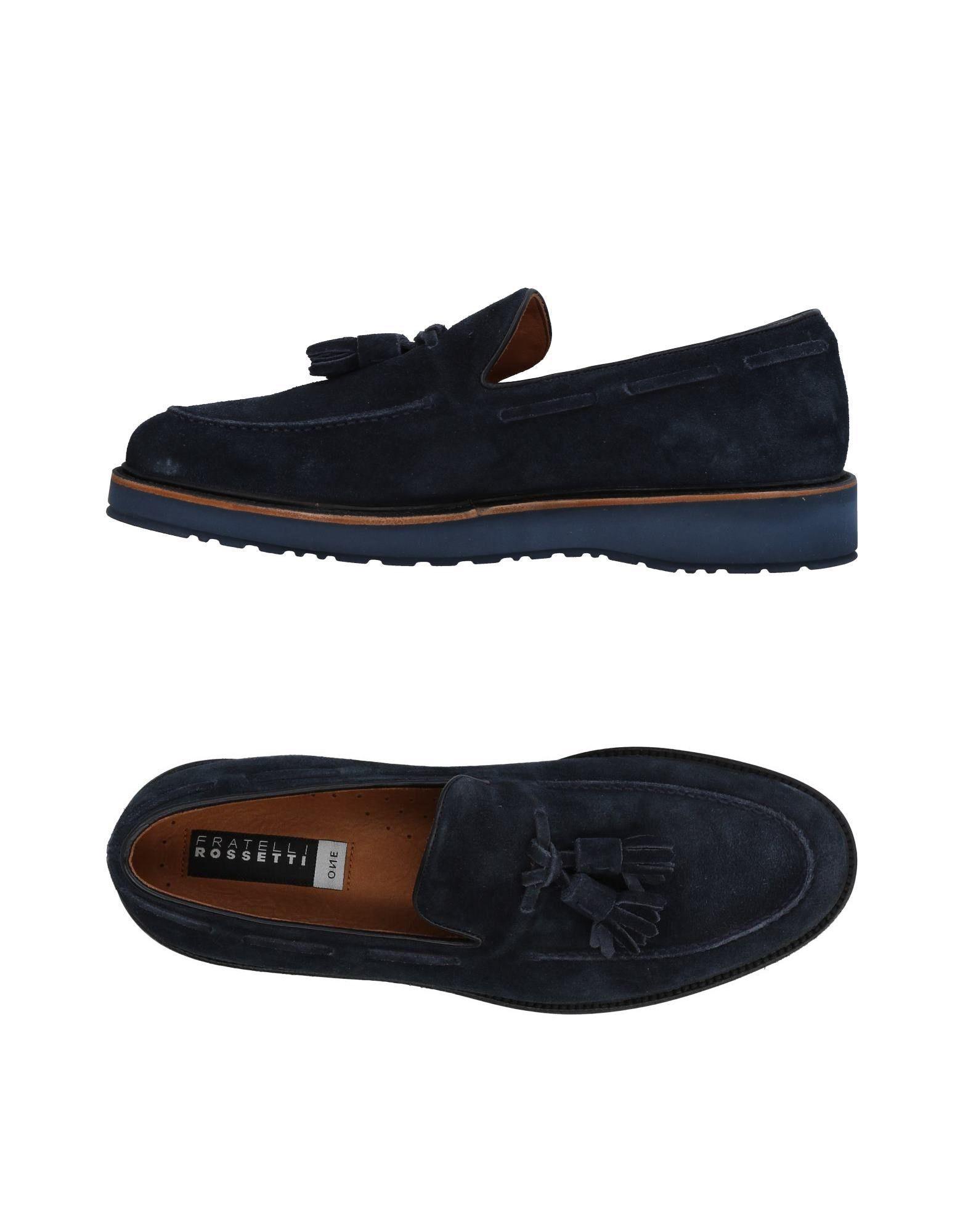 Fratelli Fratelli Fratelli Rossetti Loafers - Men Fratelli Rossetti Loafers online on  Canada - 11440555QW 24ad55