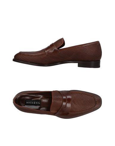 Zapatos con descuento Mocasín Fratelli Rossetti Hombre - Mocasines Fratelli Rossetti - 11440564MW Cacao