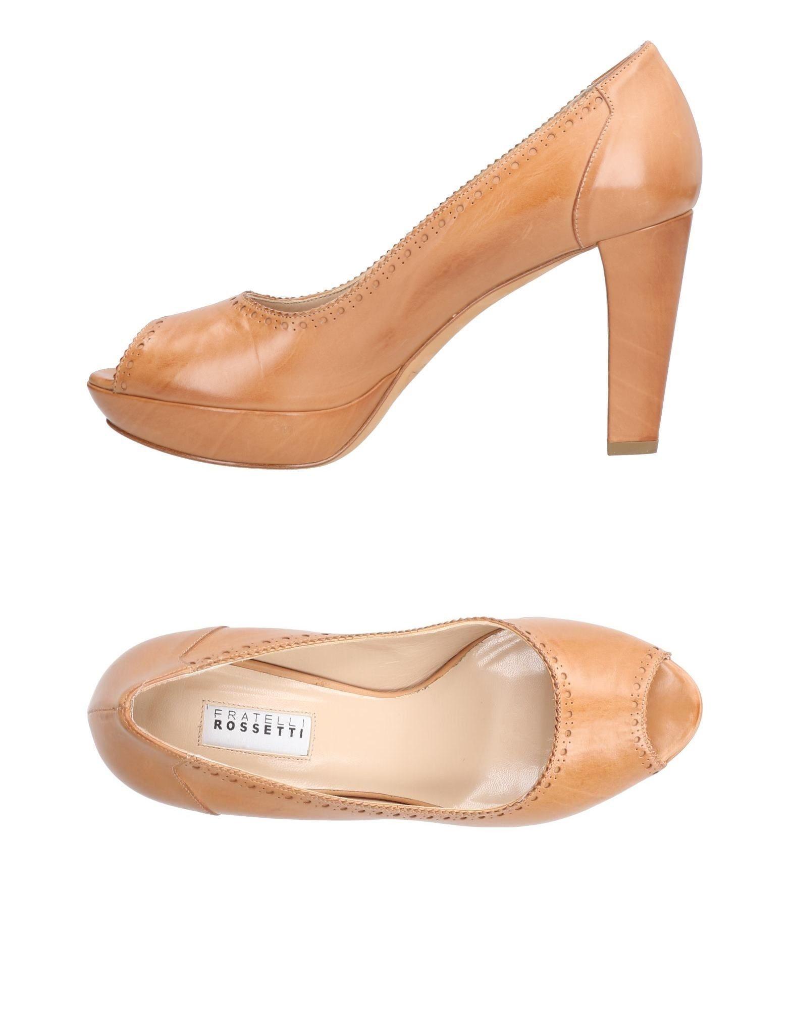 Stilvolle Rossetti billige Schuhe Fratelli Rossetti Stilvolle Pumps Damen  11440598FM 9e483f