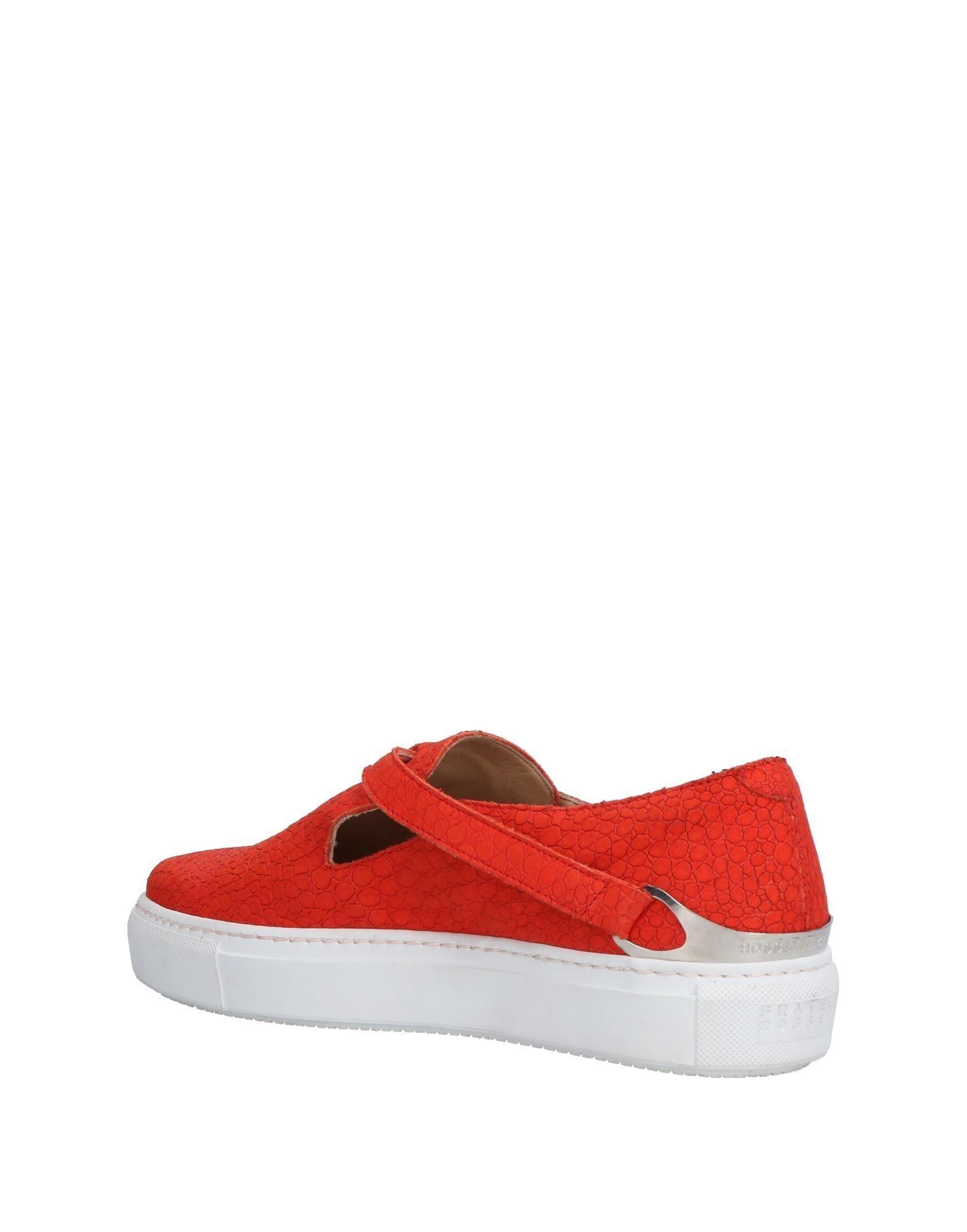 Stilvolle billige billige billige Schuhe Fratelli Rossetti Sneakers Damen  11440611VR 76d041