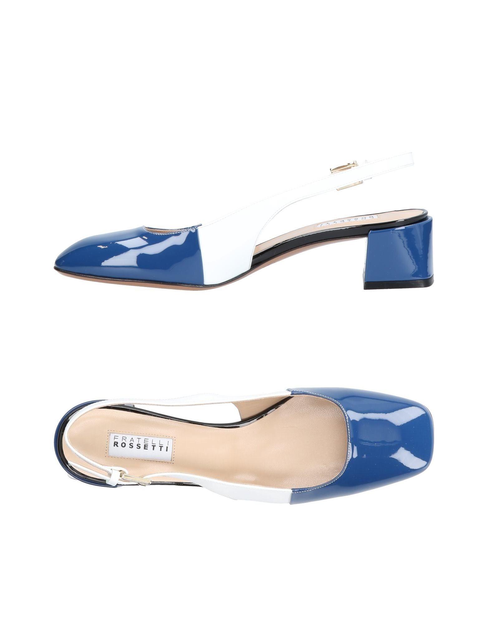 Fratelli Damen Rossetti Pumps Damen Fratelli  11440626PTGut aussehende strapazierfähige Schuhe f7bbb0