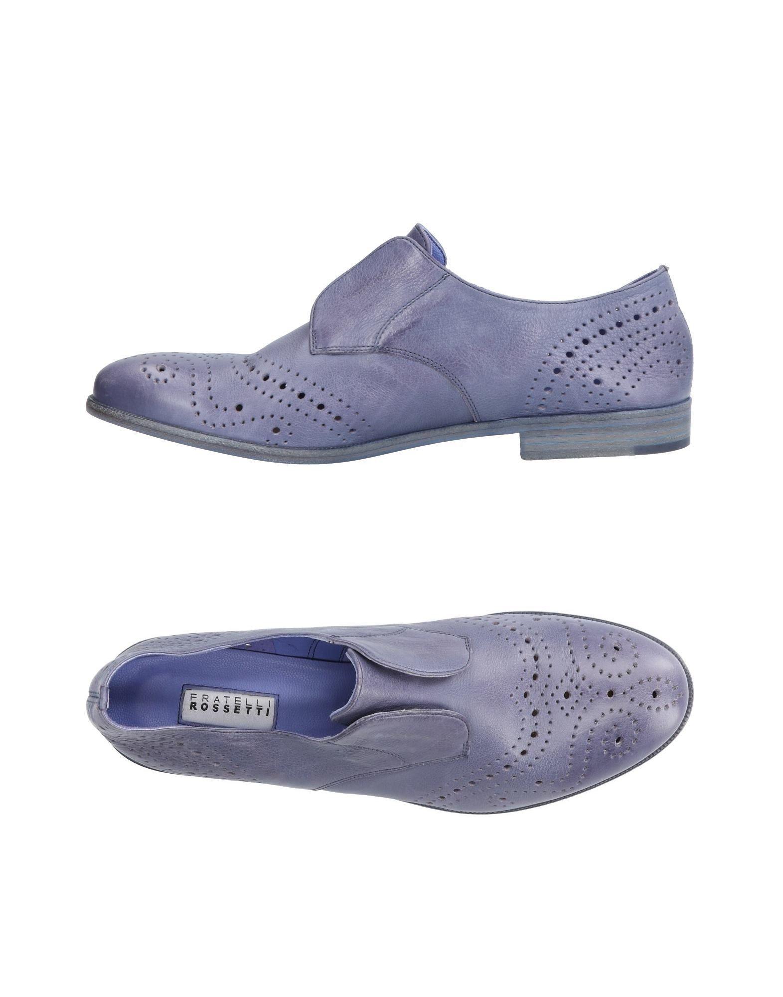 Stilvolle billige Schuhe Fratelli Rossetti Mokassins Damen  11440627IA