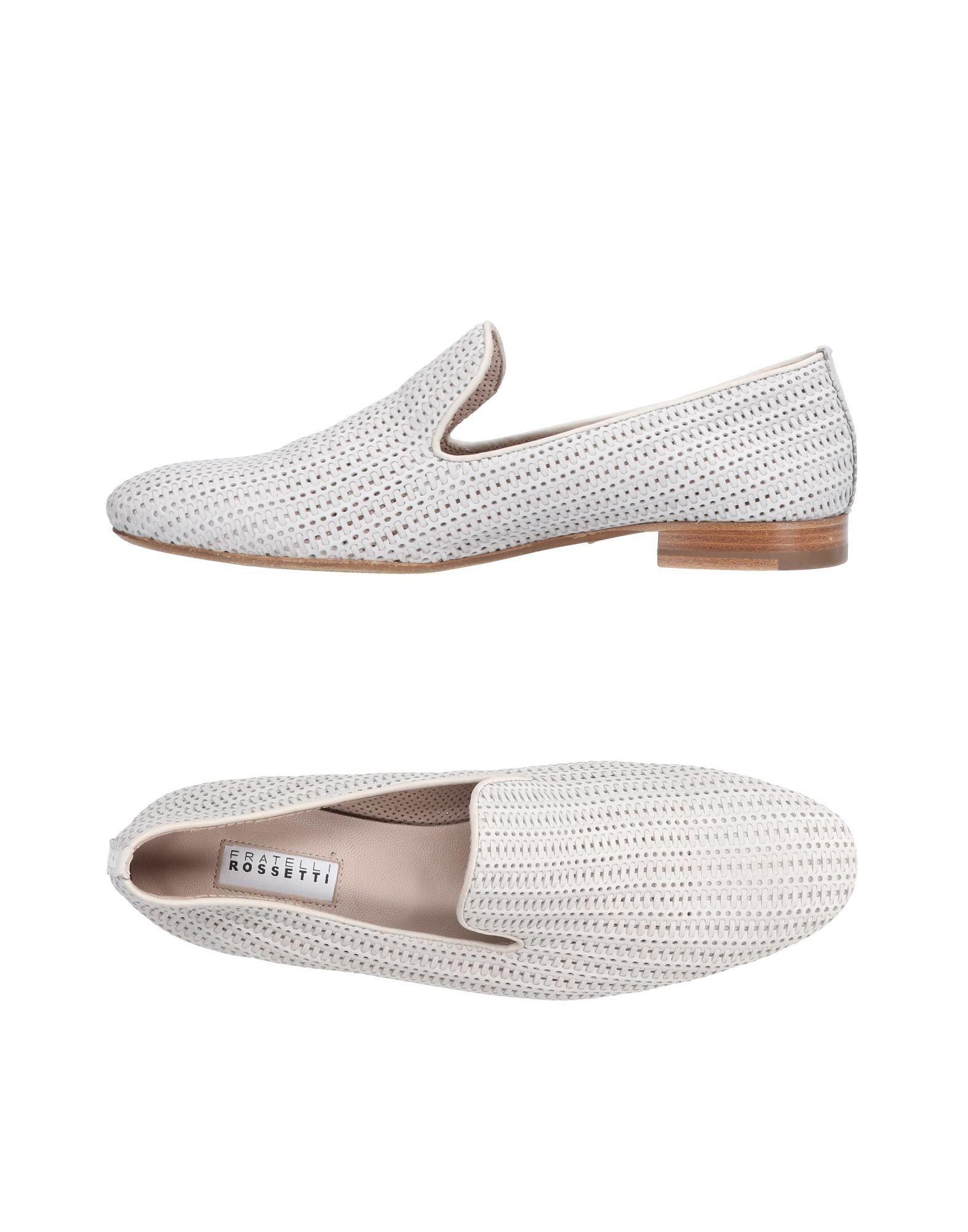 Fratelli Rossetti Mokassins Damen  11440631USGut aussehende strapazierfähige Schuhe
