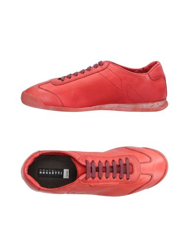 Zapatos especiales para para para hombres y mujeres Zapatillas Fratelli Rossetti Hombre - Zapatillas Fratelli Rossetti - 11440632NE Rojo 9990fd