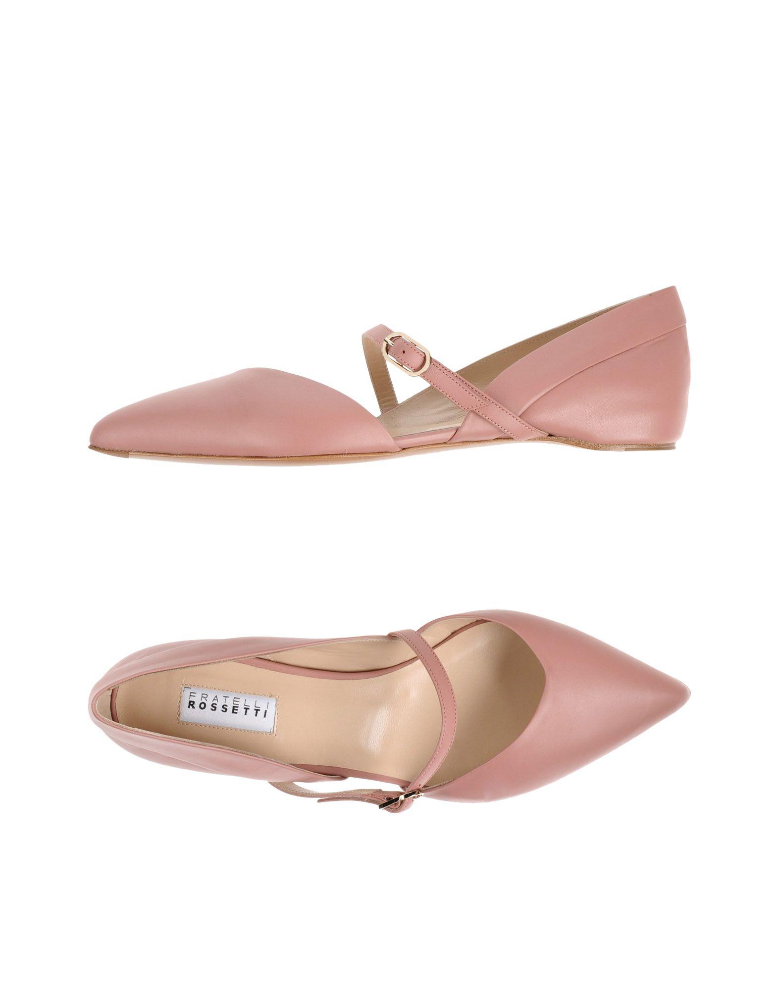 Fratelli Rossetti Ballerinas Damen  11440633FGGut aussehende strapazierfähige Schuhe