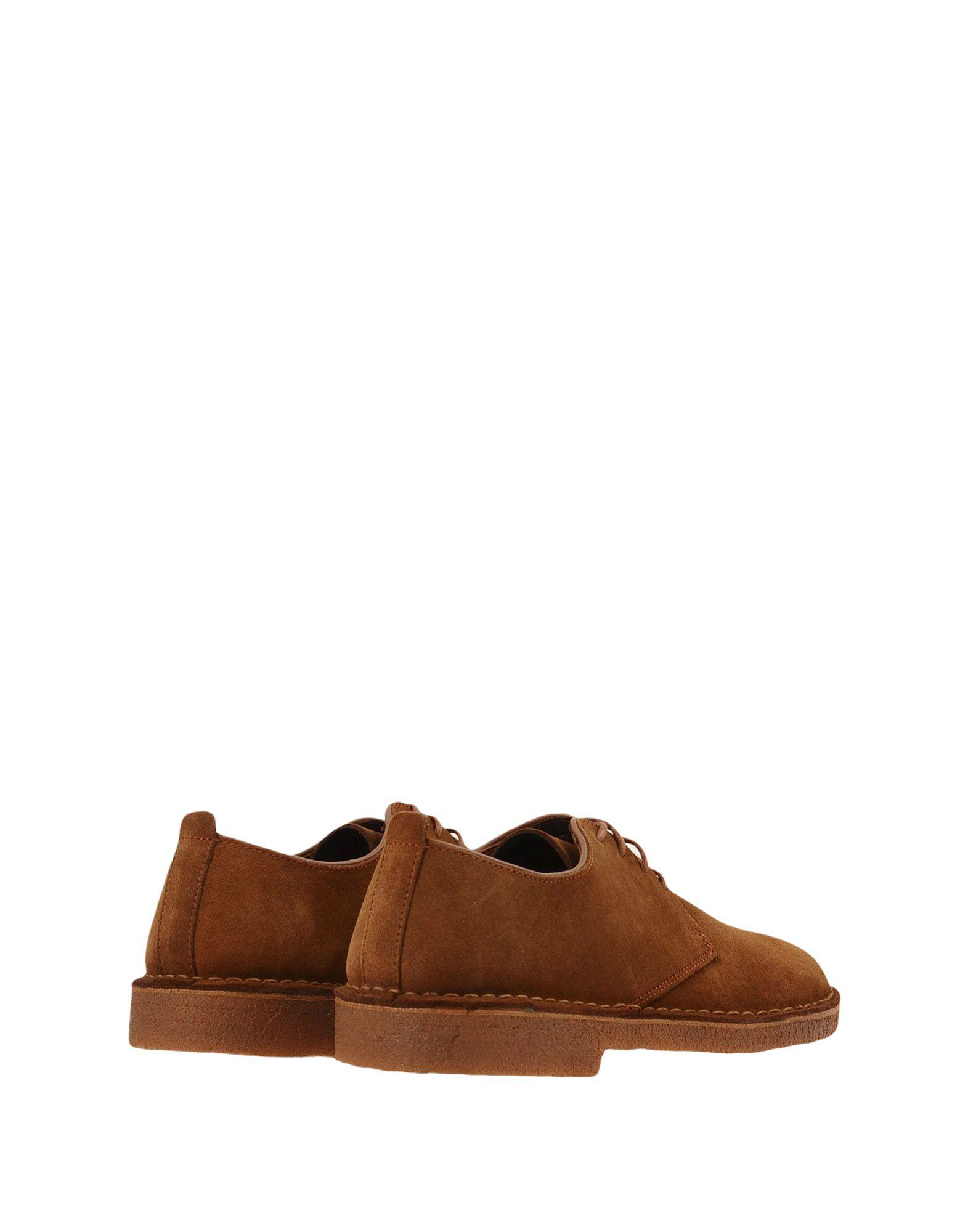 Chaussures À Lacets Clarks Homme - Chaussures À Lacets Clarks sur