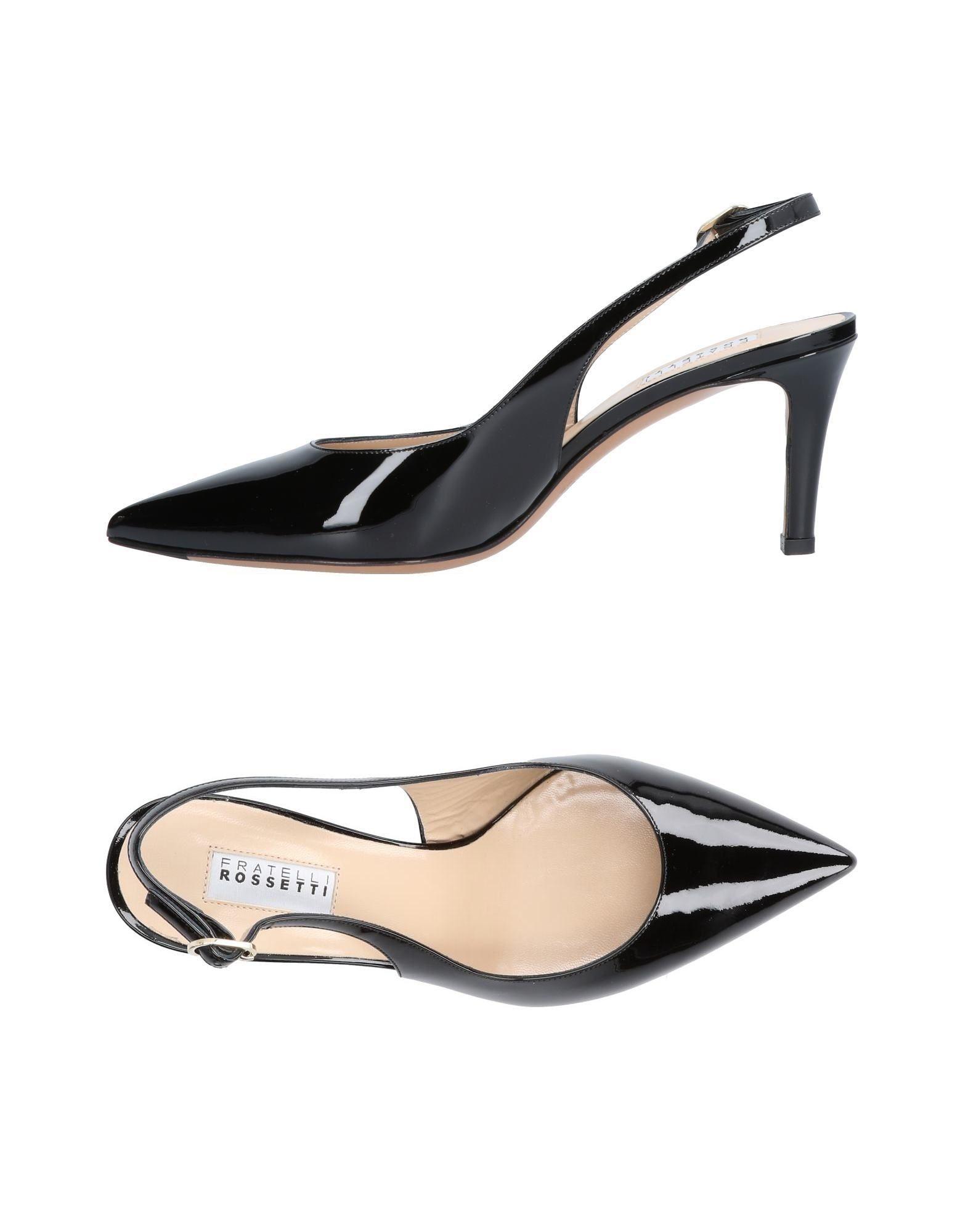 Stilvolle billige Schuhe Fratelli Rossetti Pumps Damen  11440637LH