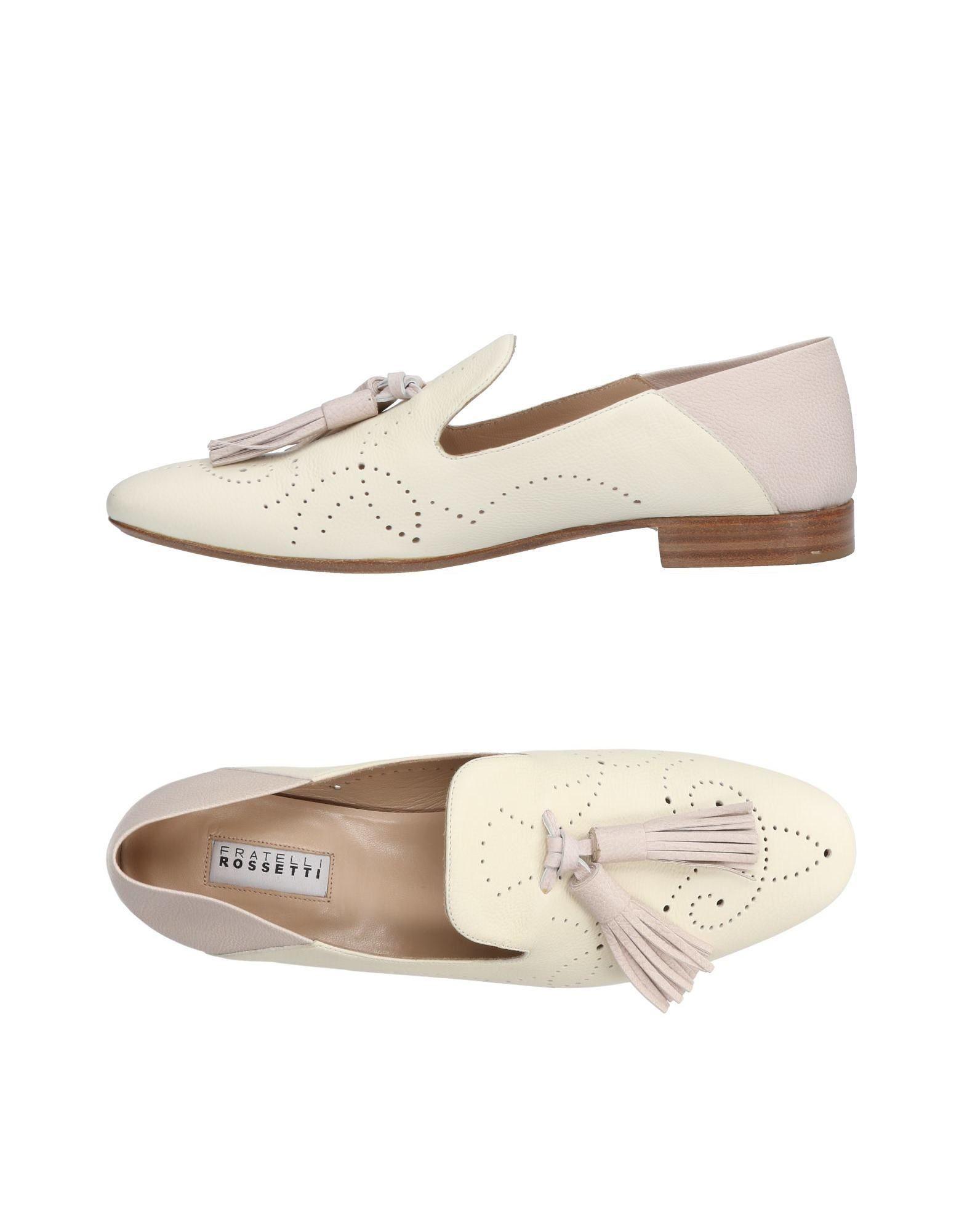 Fratelli Rossetti Mokassins Damen  11440638IUGut aussehende strapazierfähige Schuhe