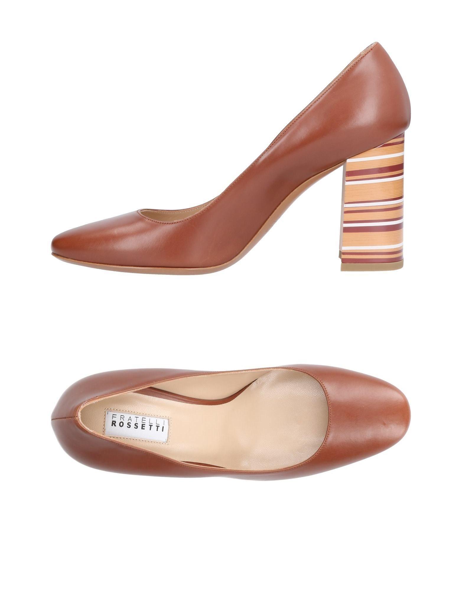 Stilvolle billige Schuhe Fratelli Rossetti Pumps Damen  11440639OA